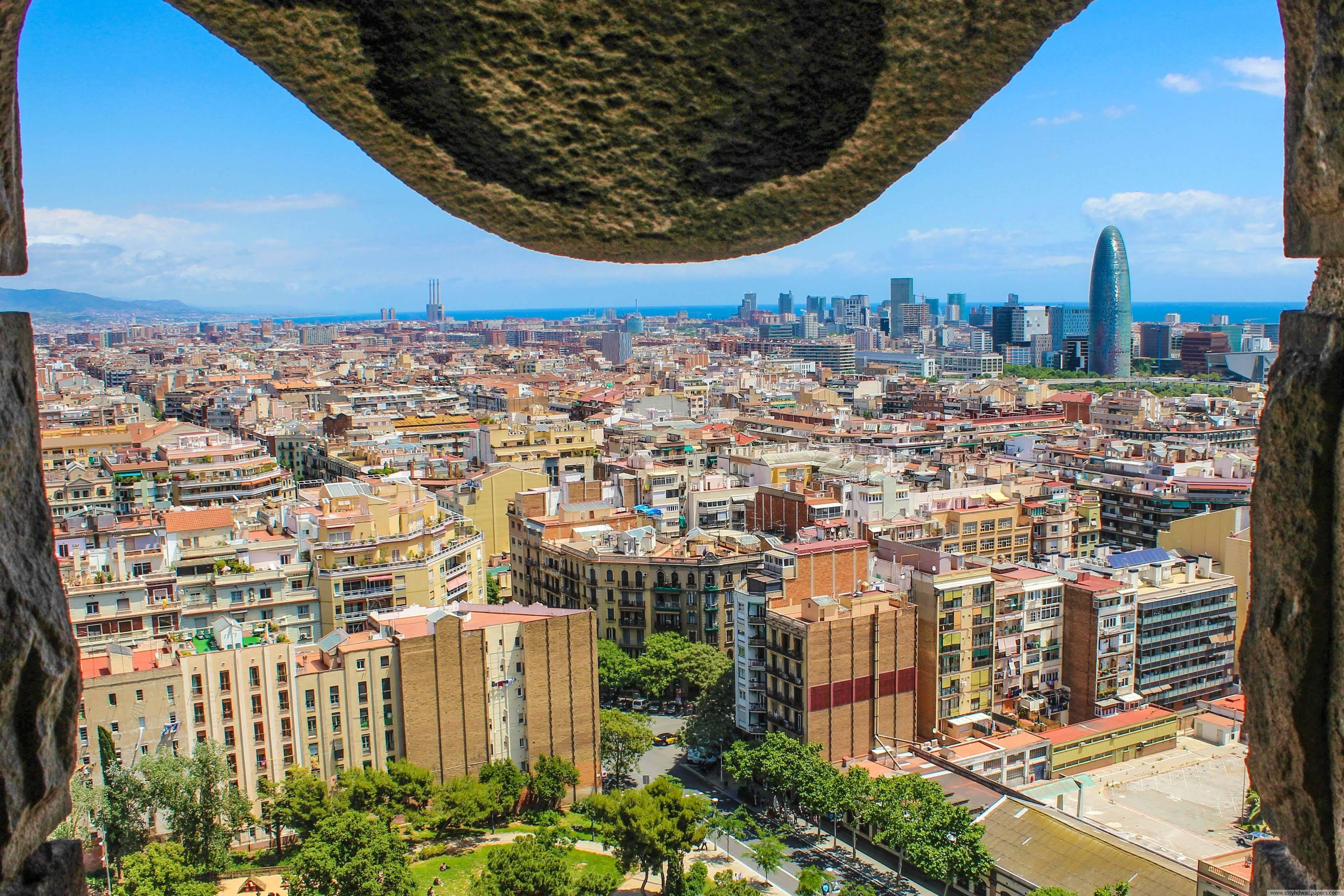 Travel to Barcelona city | city wallpaper