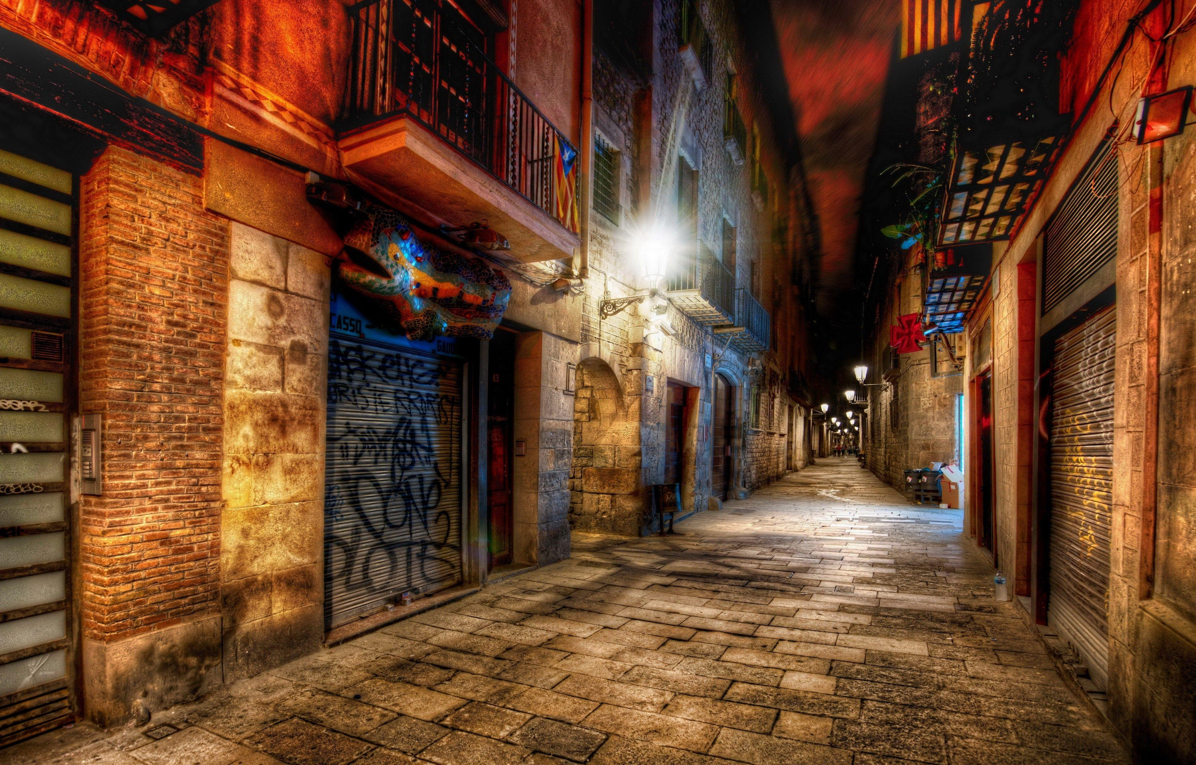 23 Barcelona HD Wallpapers | Backgrounds - Wallpaper Abyss