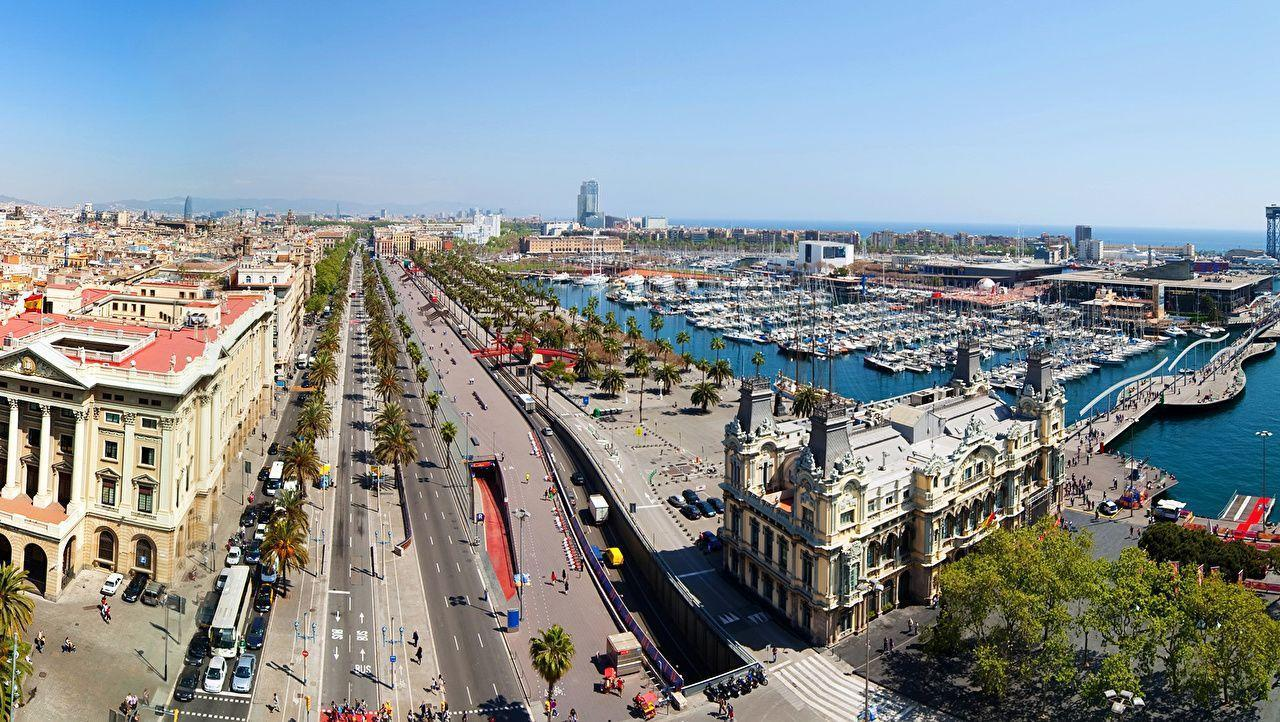 Barcelona free Wallpapers (32 photos) for your desktop, download ...