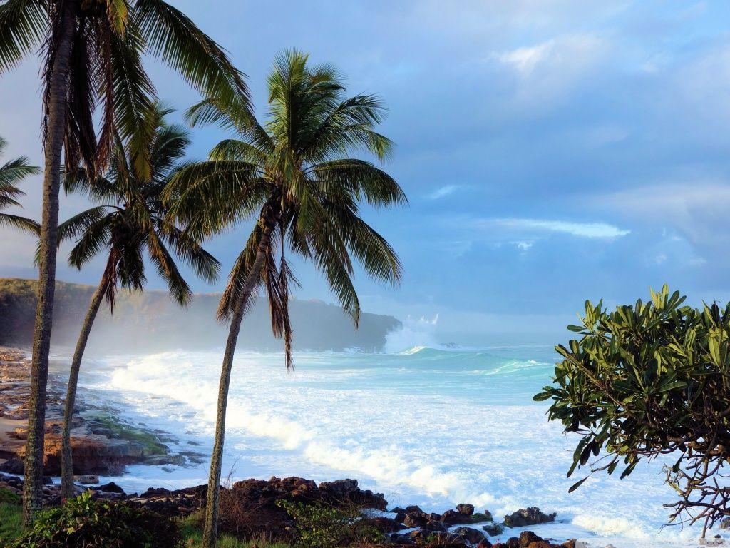 Hawaiian Island HD desktop wallpaper : Widescreen : High ...
