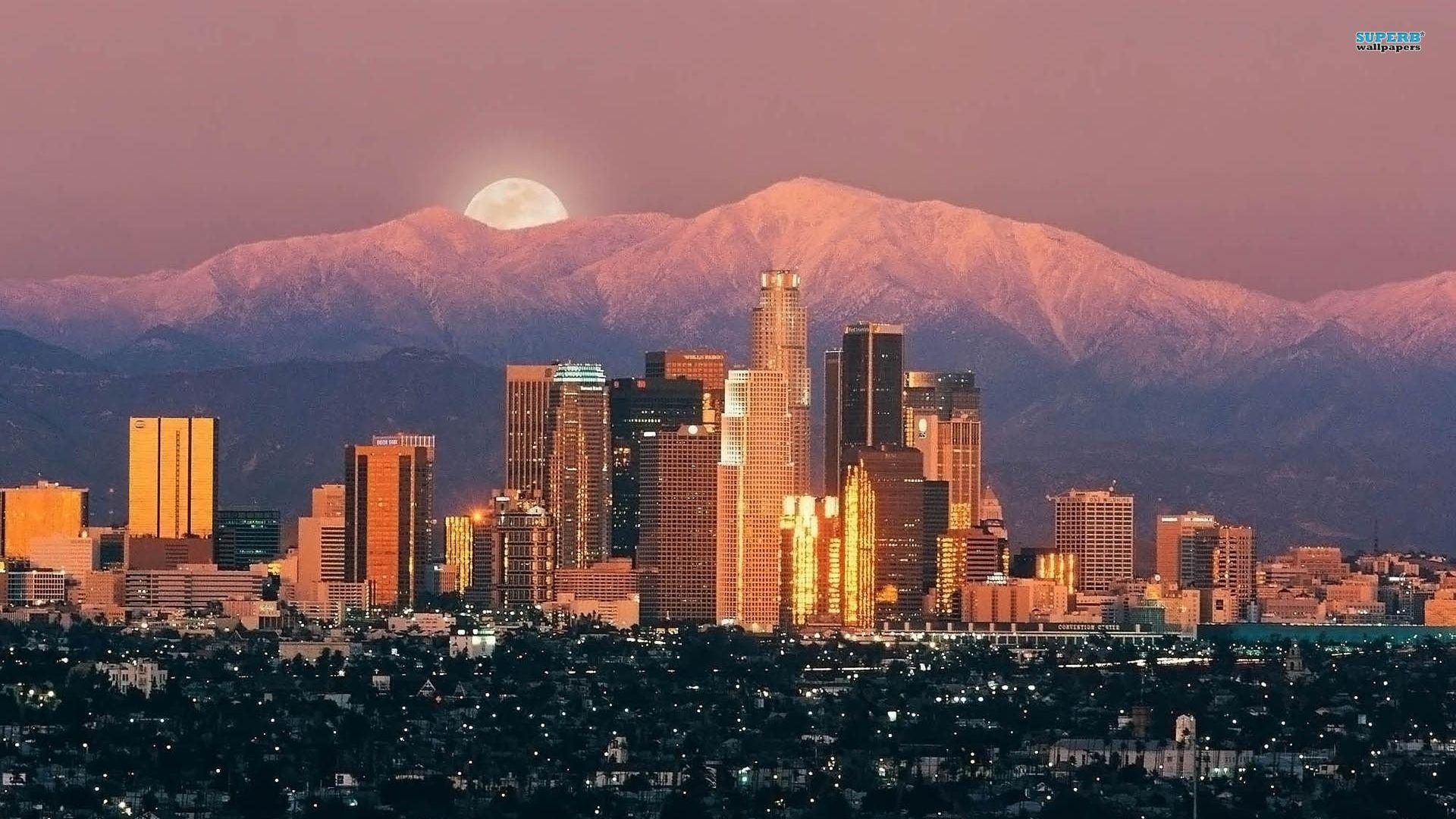 22 Los Angeles HD Wallpaper