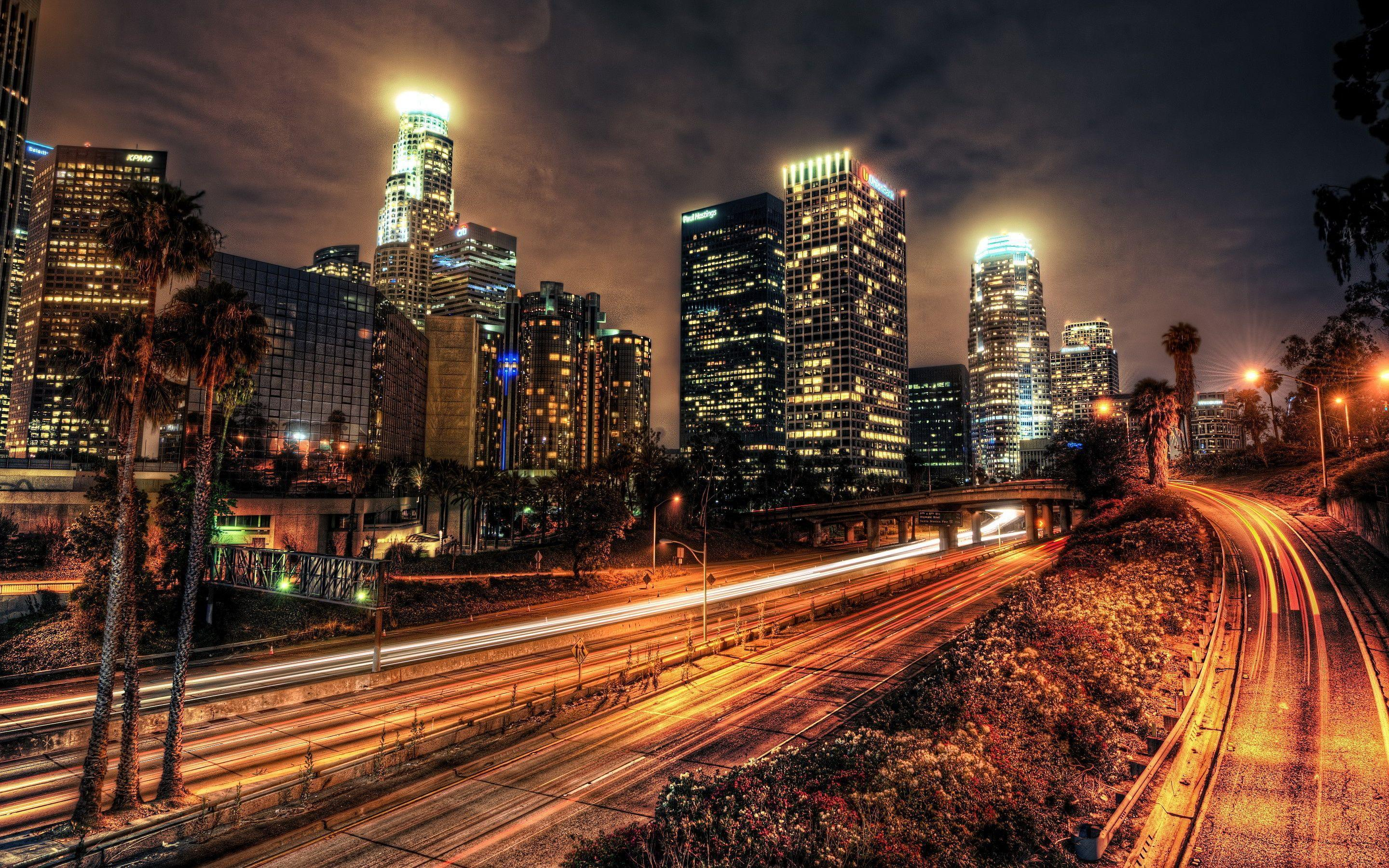 10 HD Los Angeles Wallpapers
