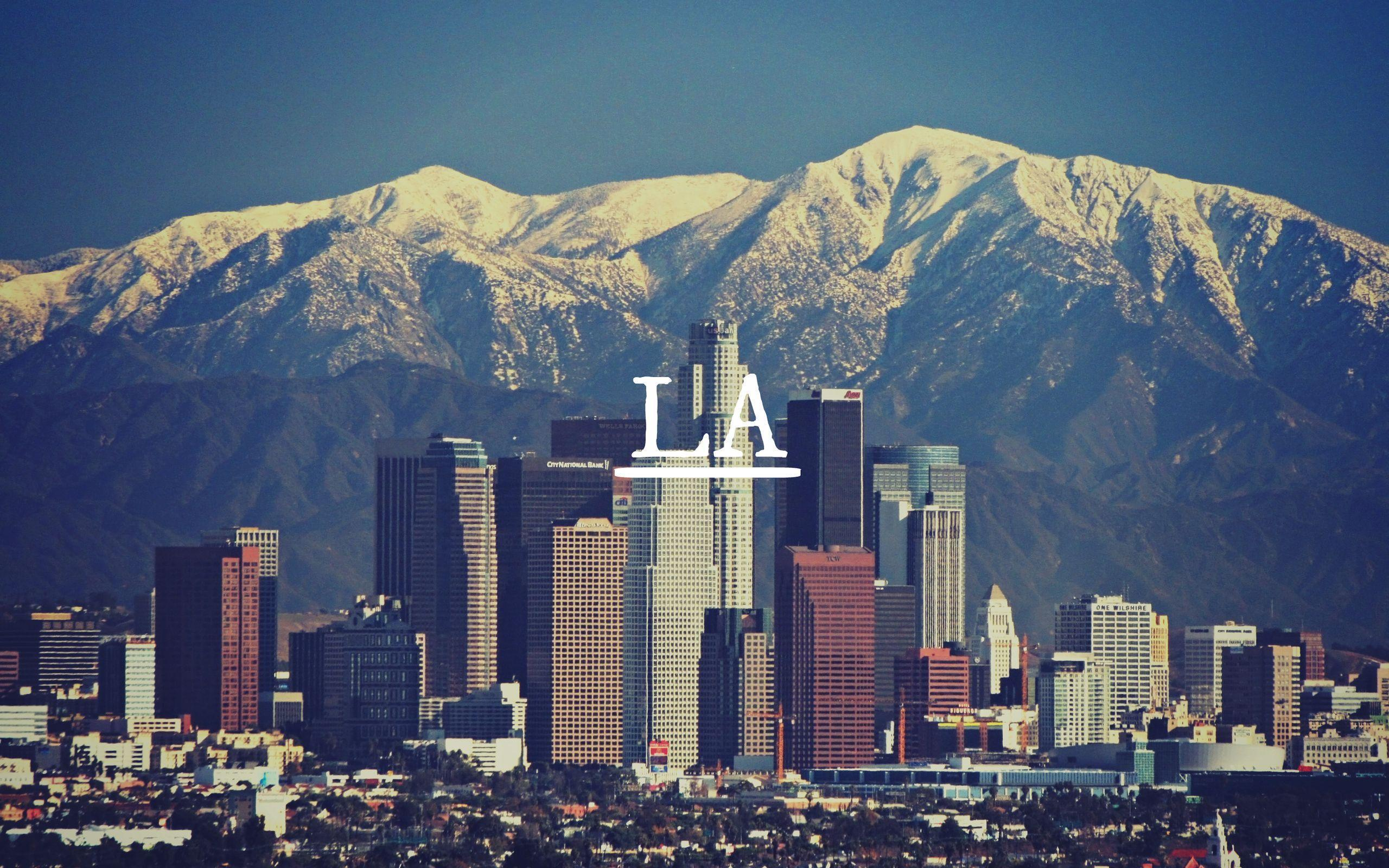 28 Los Angeles HD Wallpapers | Backgrounds - Wallpaper Abyss
