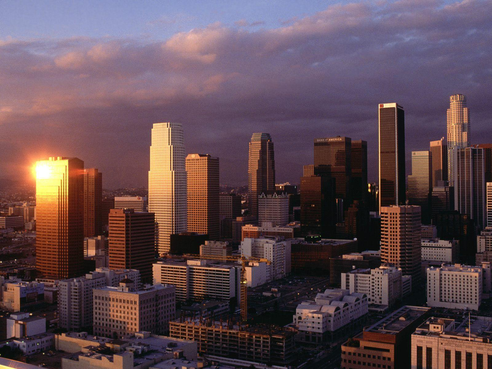 LA Wallpapers: Los Angeles Wallpaper Available For Download In HD