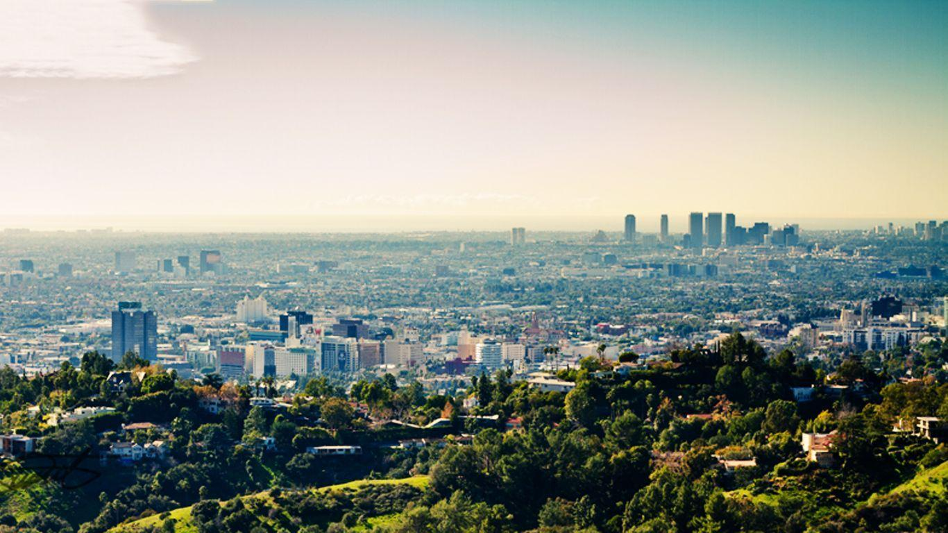 Los Angeles Place wallpaper