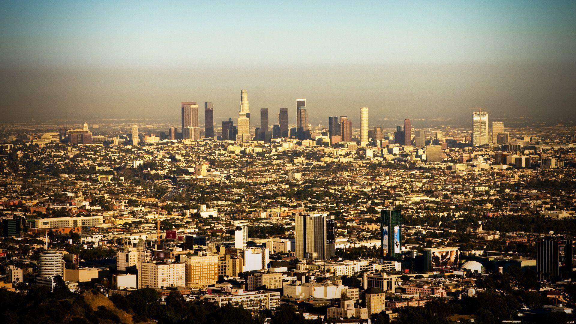 los angeles wallpaper HD Download