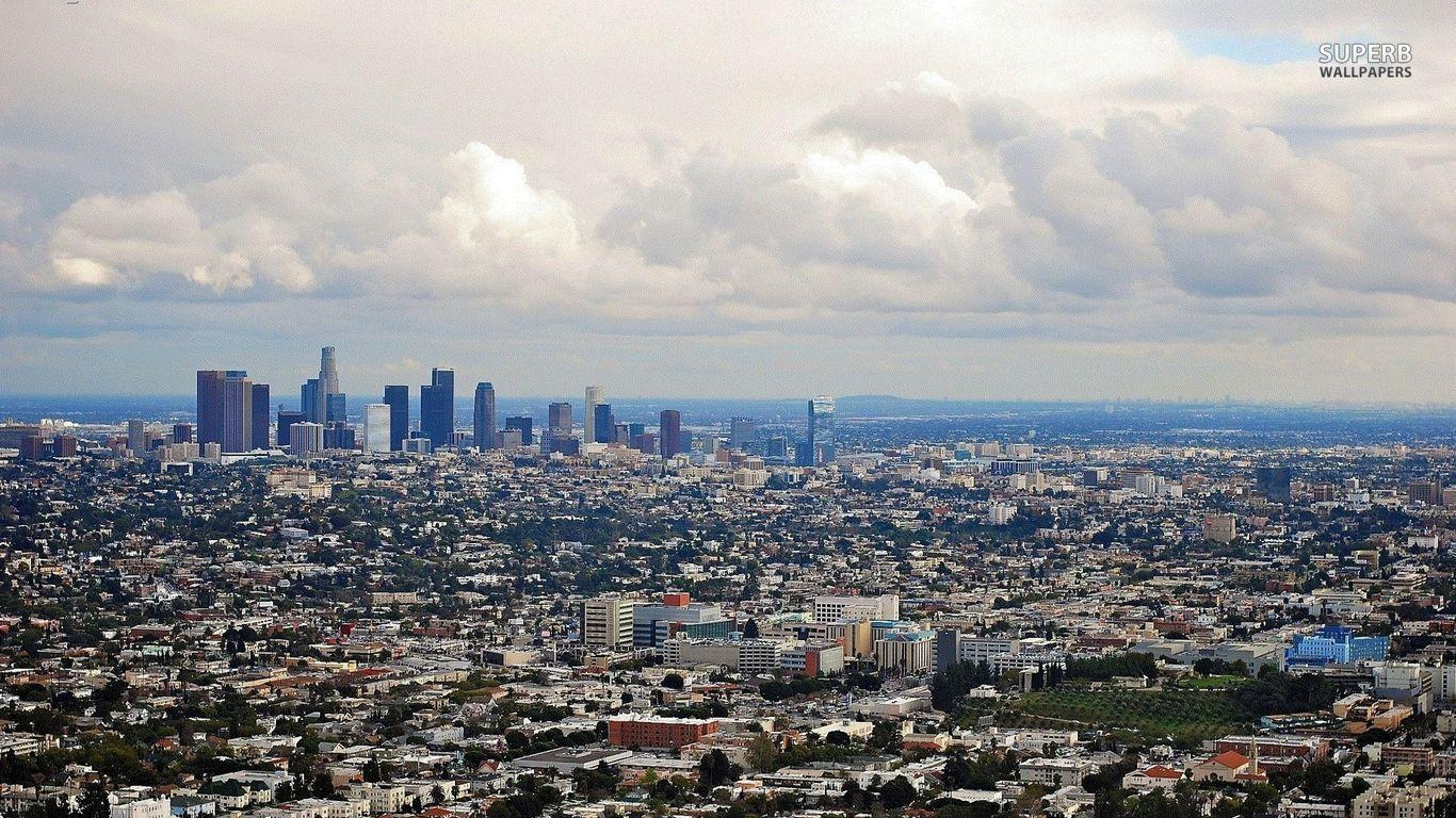 Wallpapers Los Angeles Group (105+)