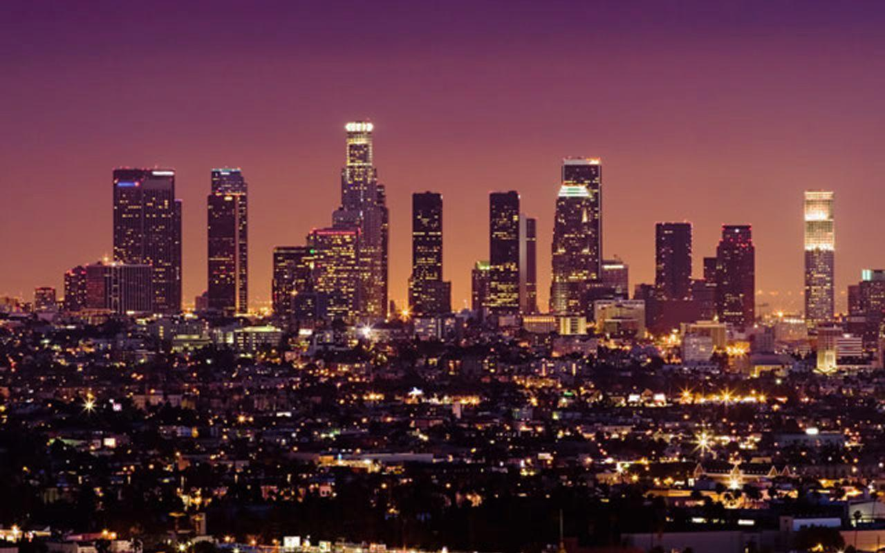 Los Angeles HD Desktop Wallpapers