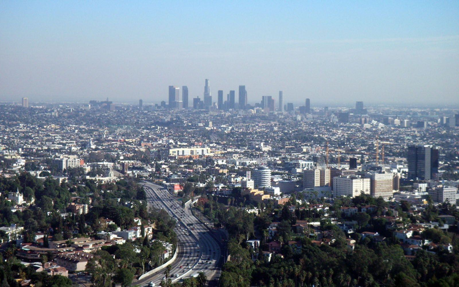 Los Angeles Wallpapers High Quality | Download Free