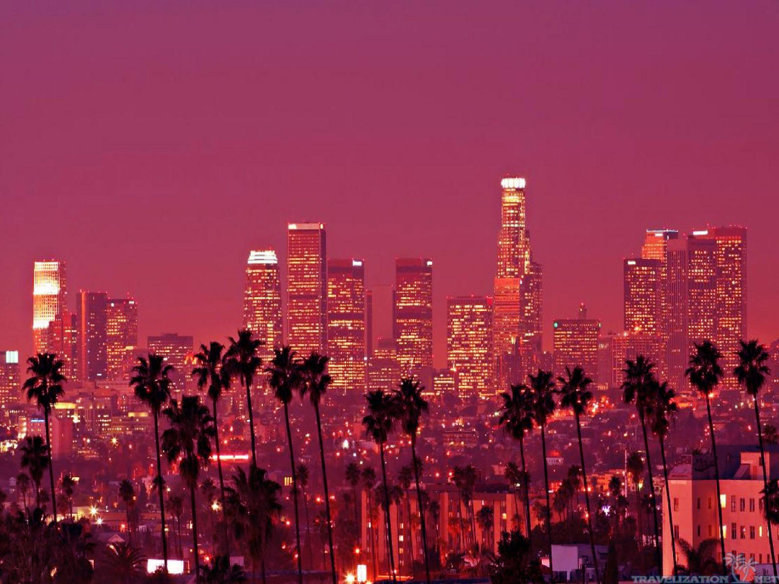 Beauty Of Los Angeles Wallpapers | Travelization