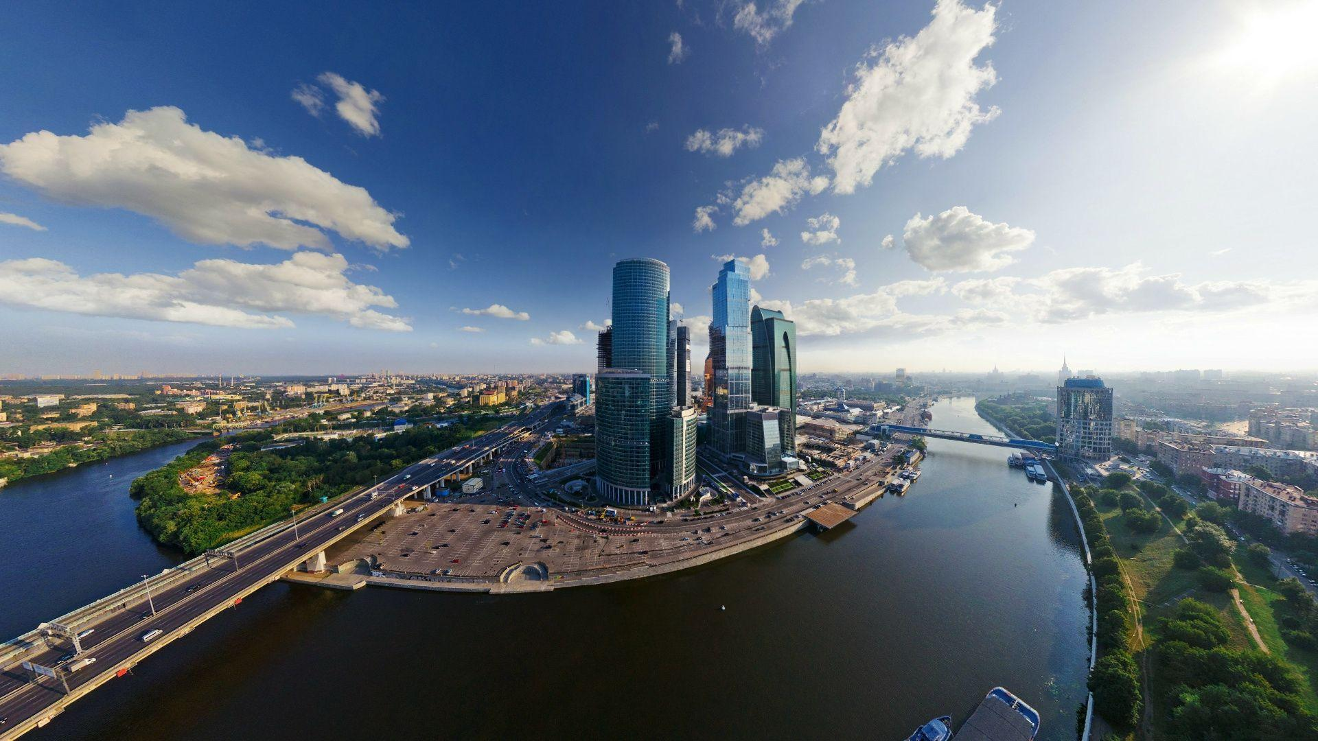 Moscow - wallpaper.