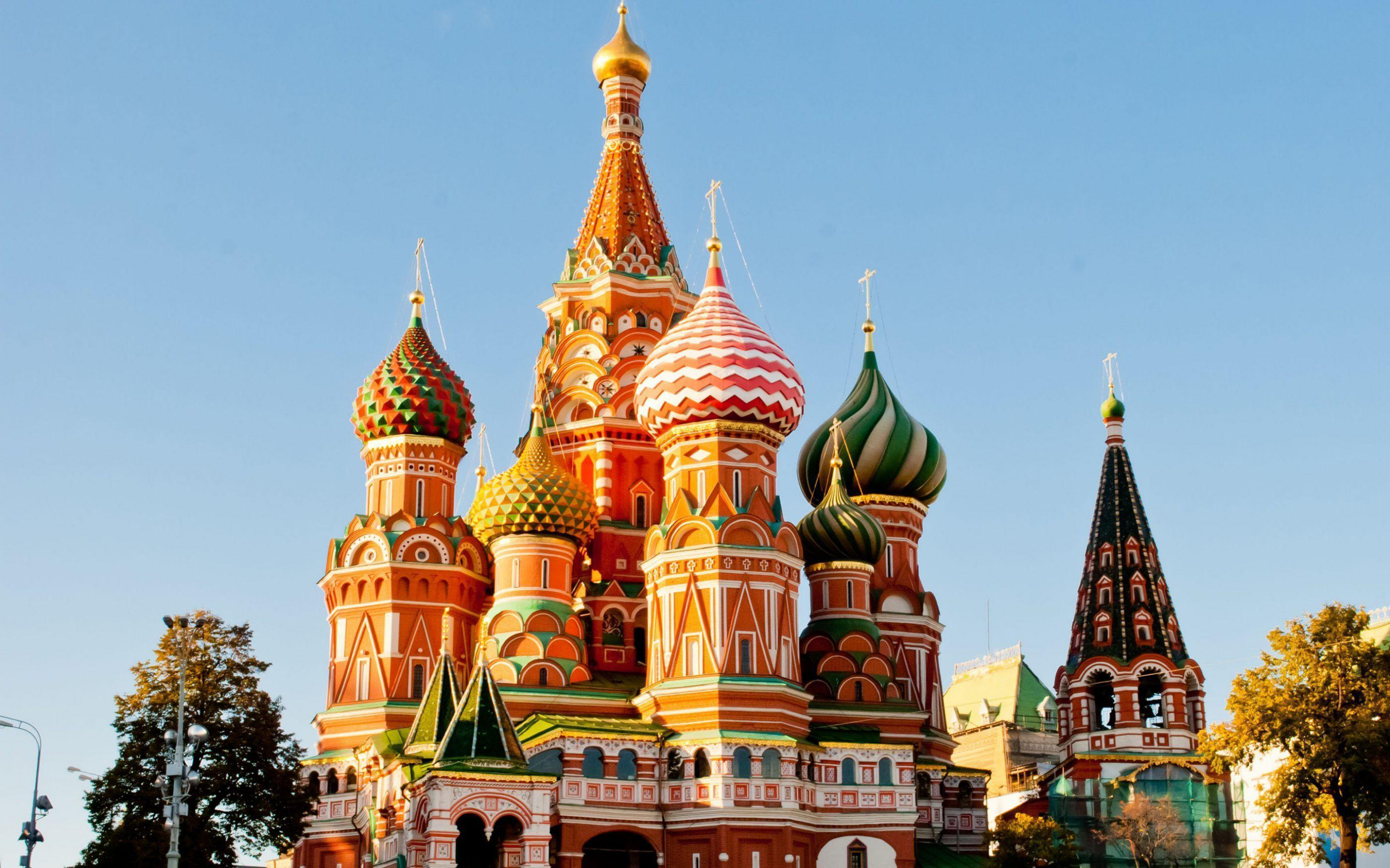 Moscow city HD wallpapers