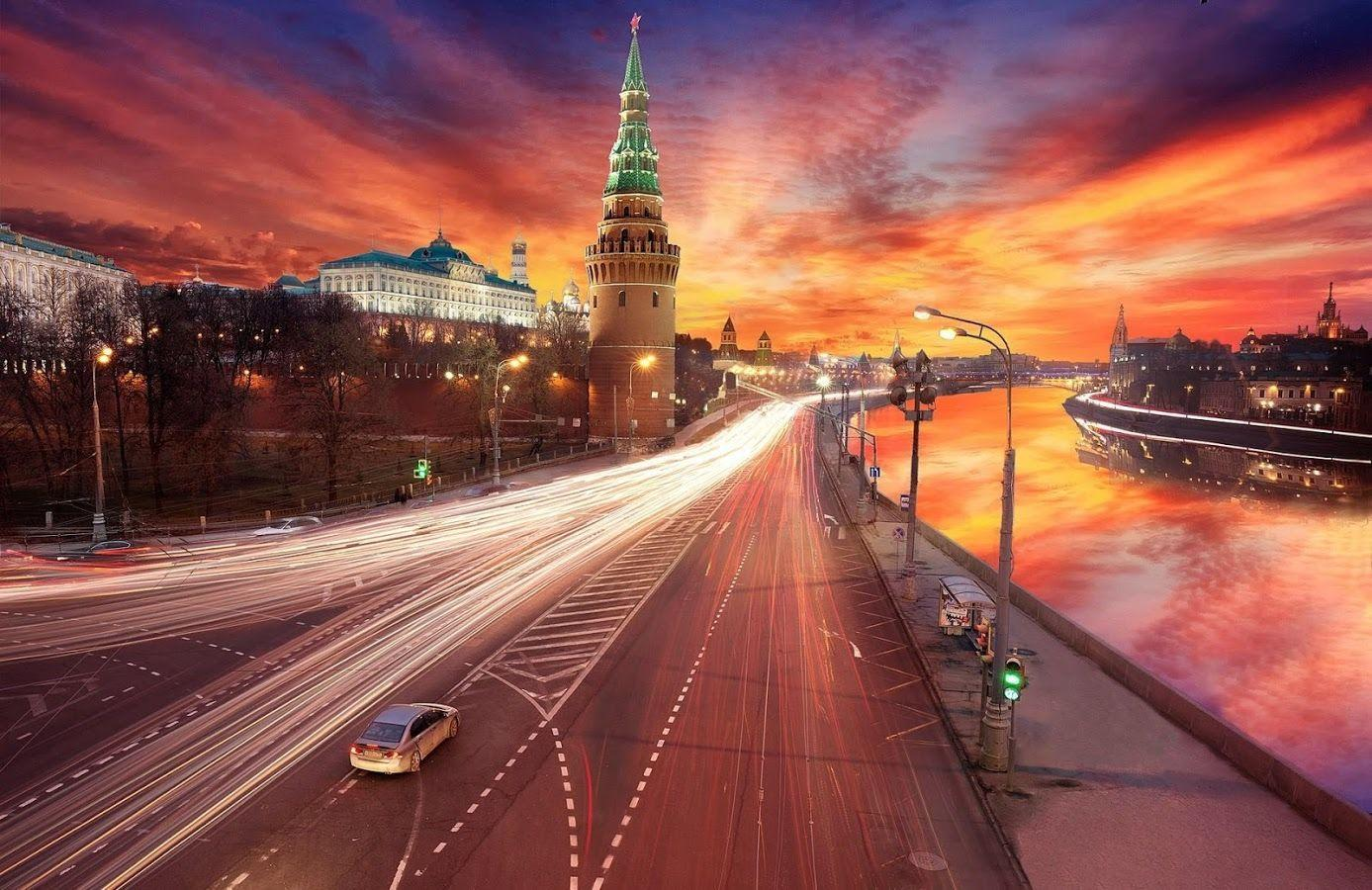 Moscow Wallpaper - Android Apps on Google Play