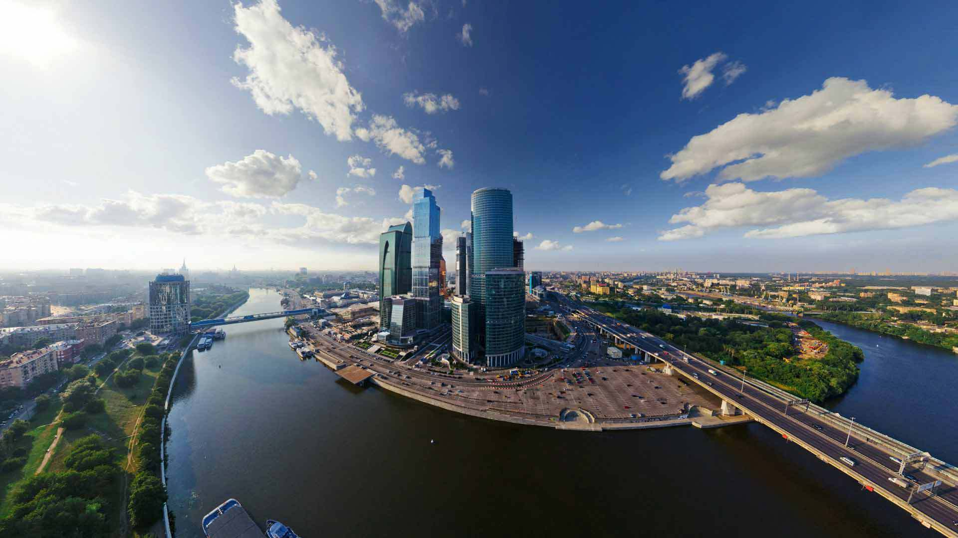 Amazing view of moscow wallpapers and images - wallpapers ...