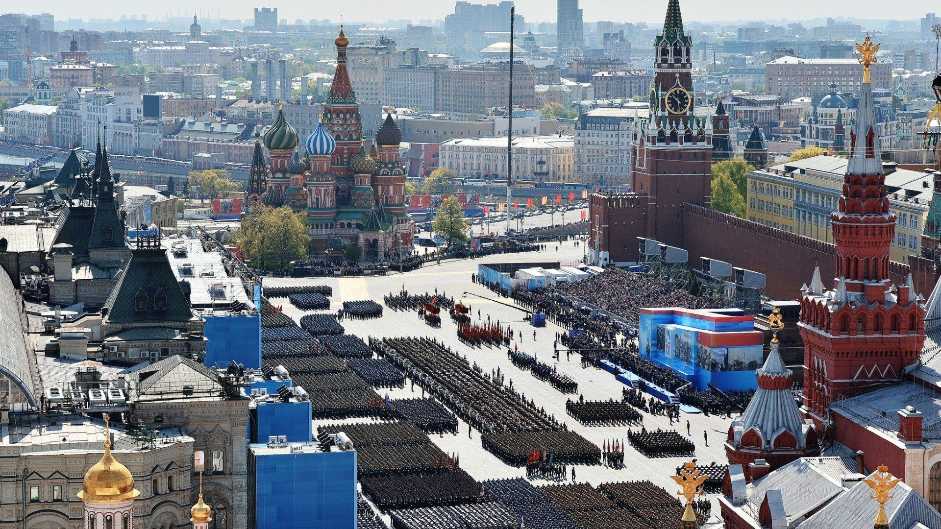 military, Russia, Parade, Victory Day, Moscow Wallpapers HD ...