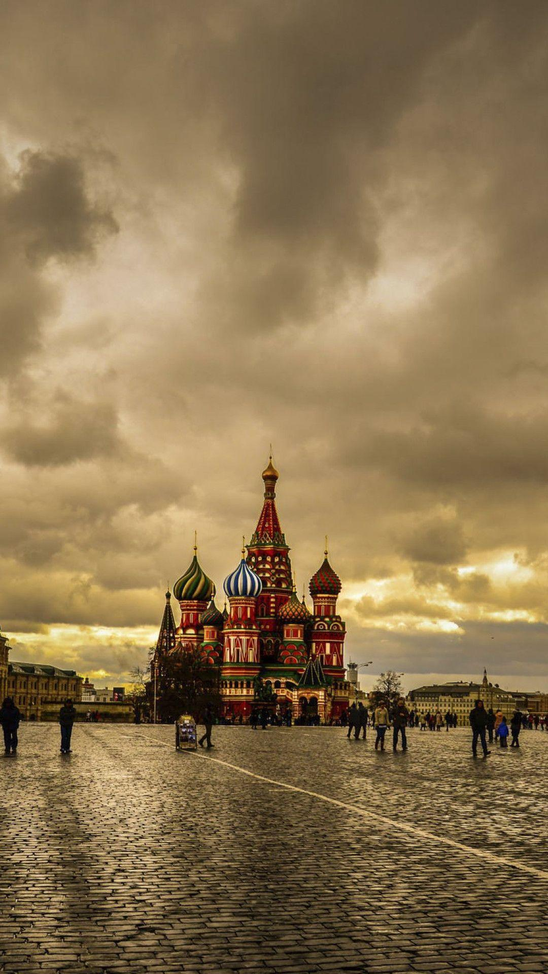 Moscow Wallpapers for Iphone 7, Iphone 7 plus, Iphone 6 plus