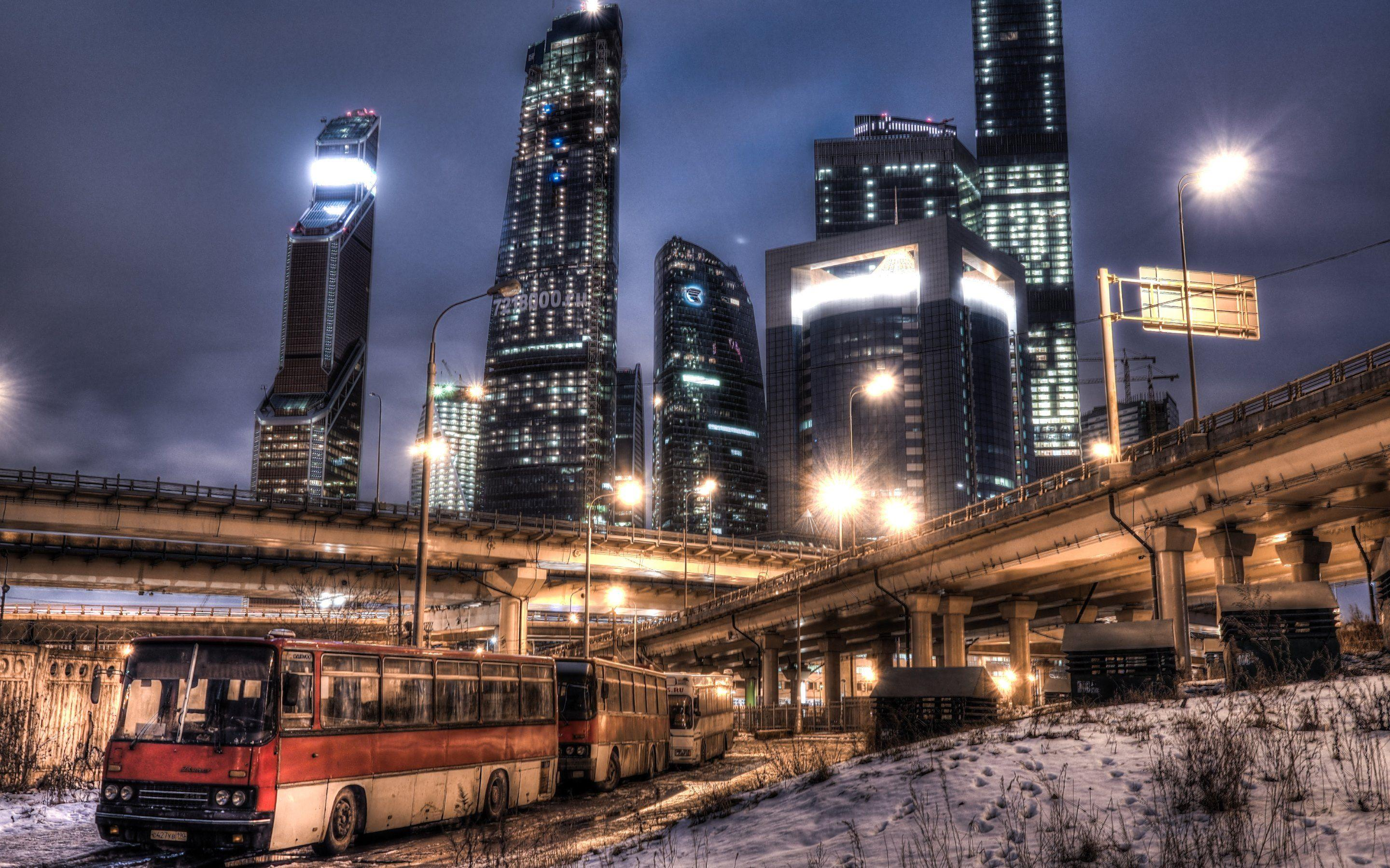 Moscow. Russia Wallpapers · 4K HD Desktop Phone