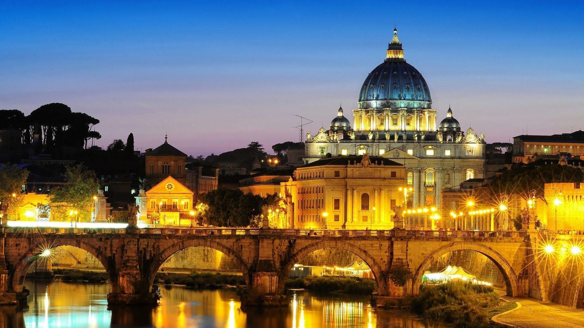 Roma italia wallpaper | AllWallpaper.in #11371 | PC | en
