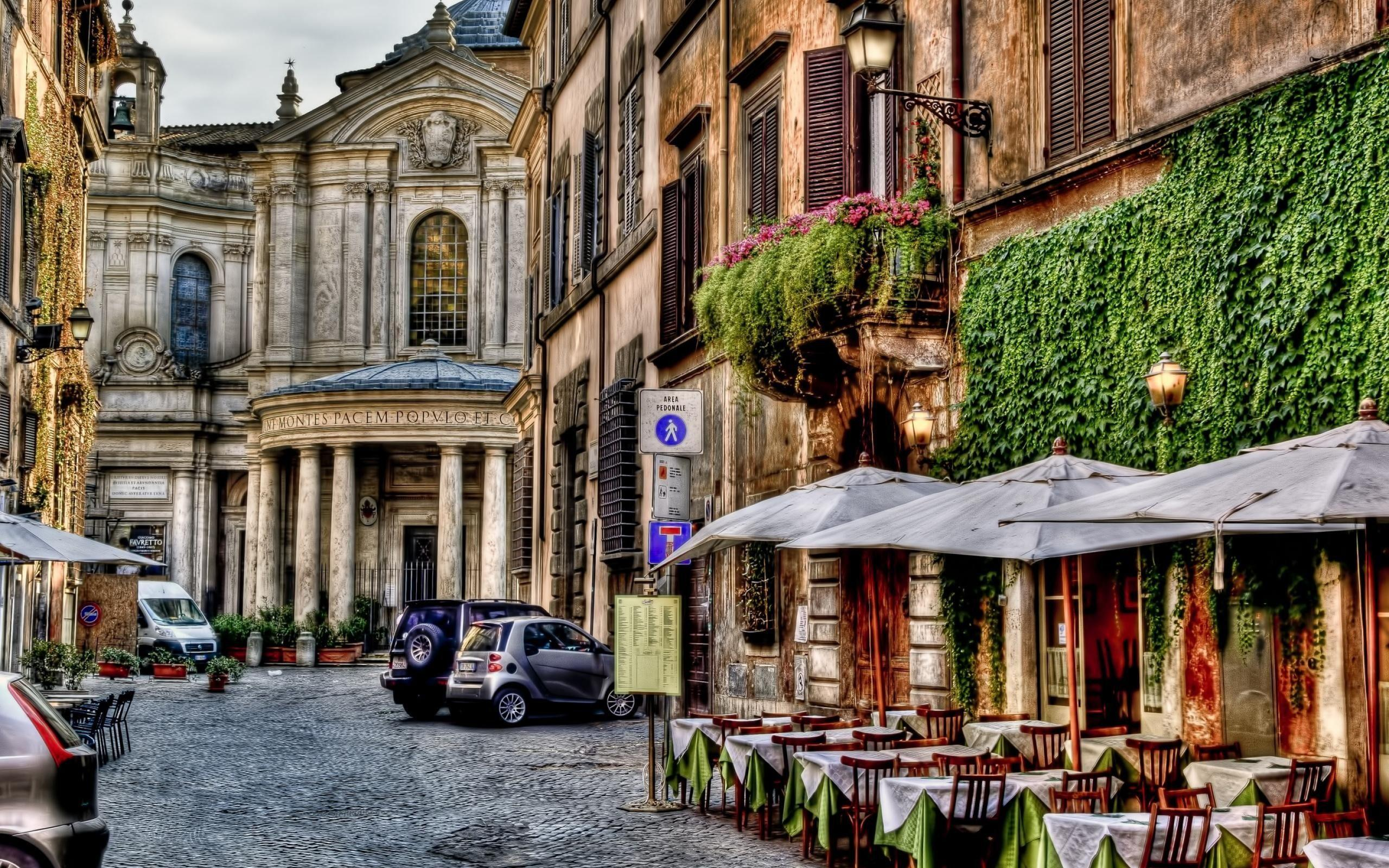 Roma Street-City Landscape Wallpaper - 2560x1600 wallpaper ...