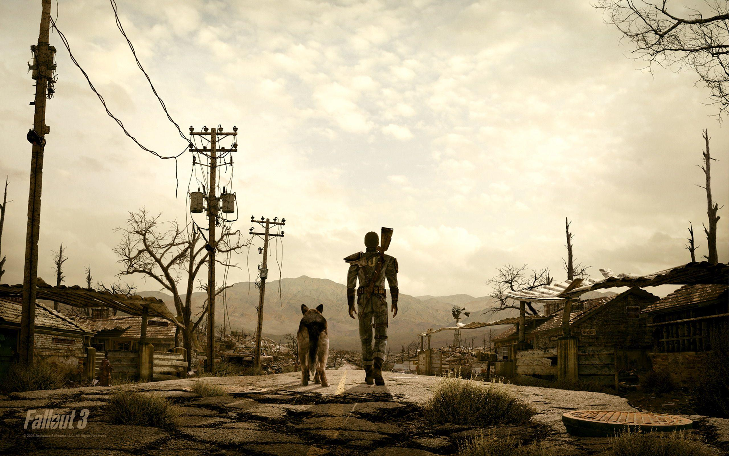 177 Fallout HD Wallpapers