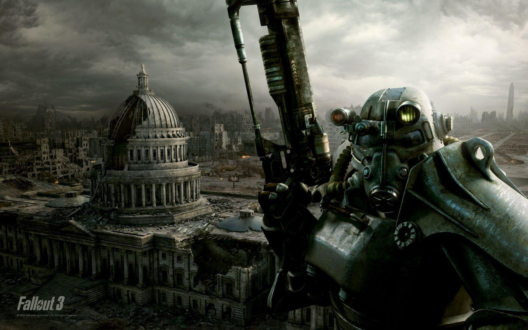 177 Fallout HD Wallpapers | Backgrounds - Wallpaper Abyss
