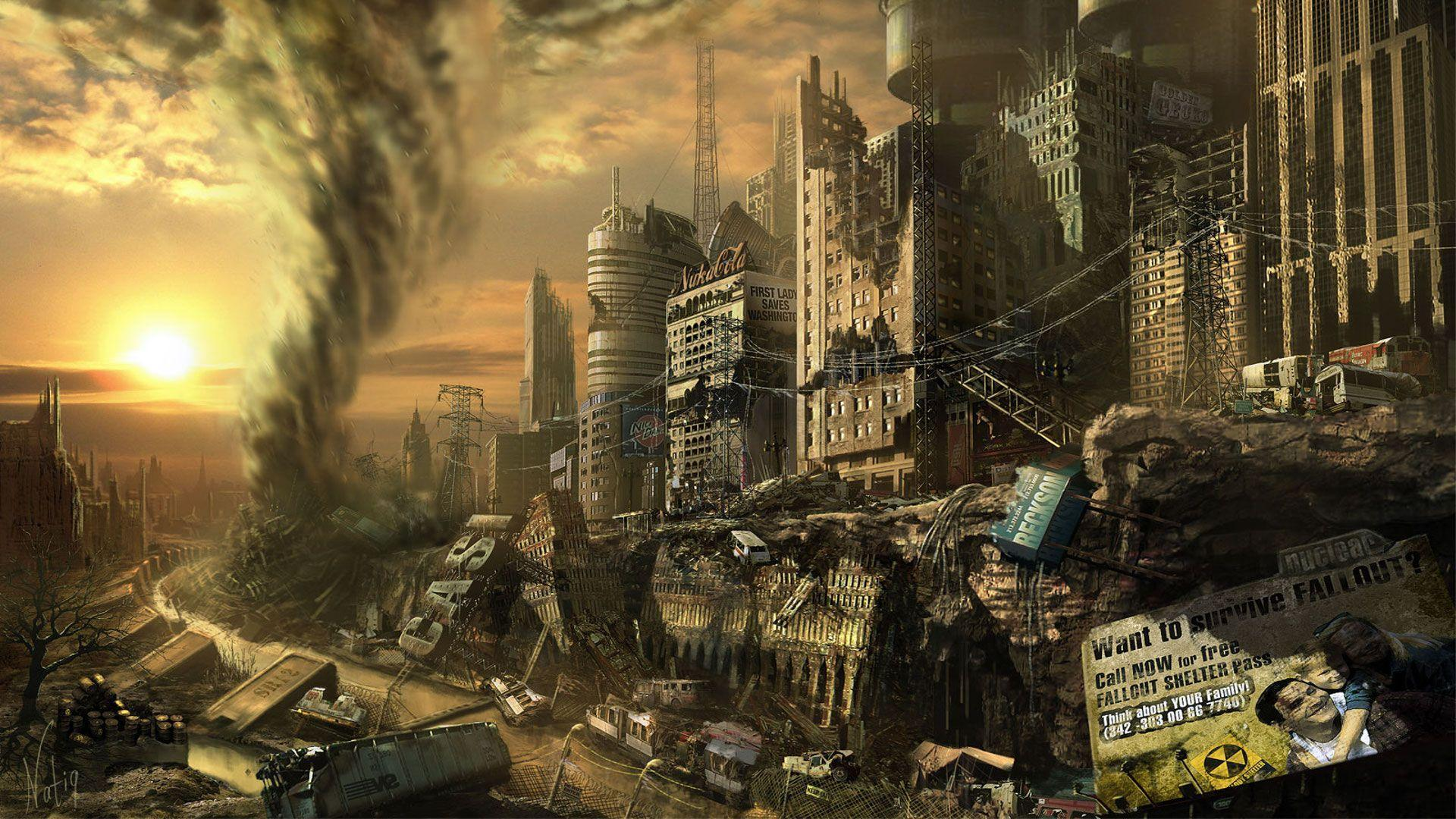 Fallout Wallpapers HD | HD Wallpapers, Backgrounds, Images, Art ...