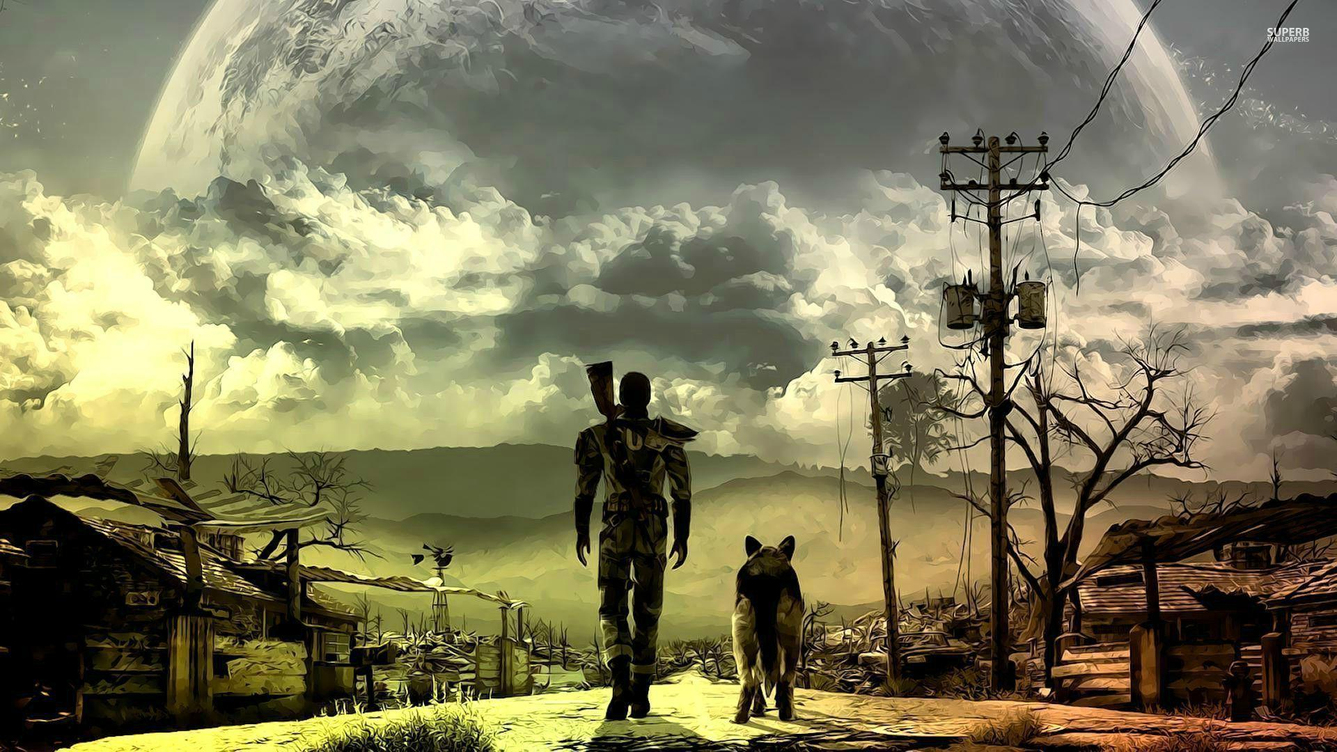 Fallout Wallpapers in 1080p - WallpaperSafari