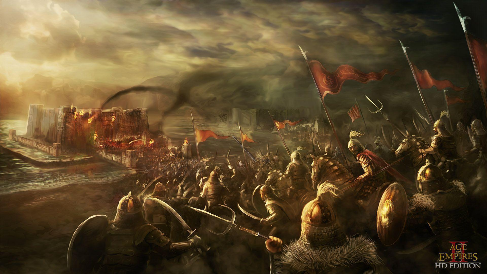 Age Of Empires Game Wallpapers | HD Wallpapers
