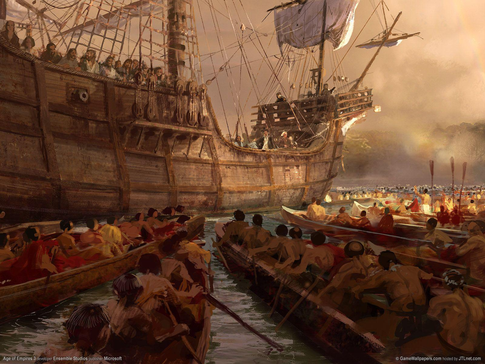 Age of Empires 3 free Wallpapers (11 photos) for your desktop ...