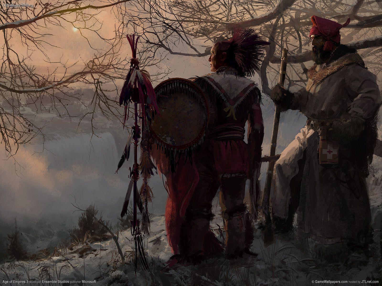 Wallpapers de el Age of empires III HD - Taringa!
