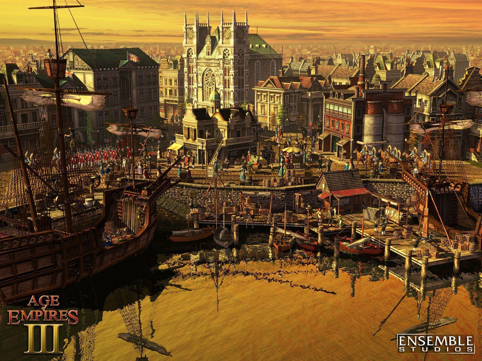 13 Age Of Empires II HD HD Wallpapers | Backgrounds - Wallpaper Abyss