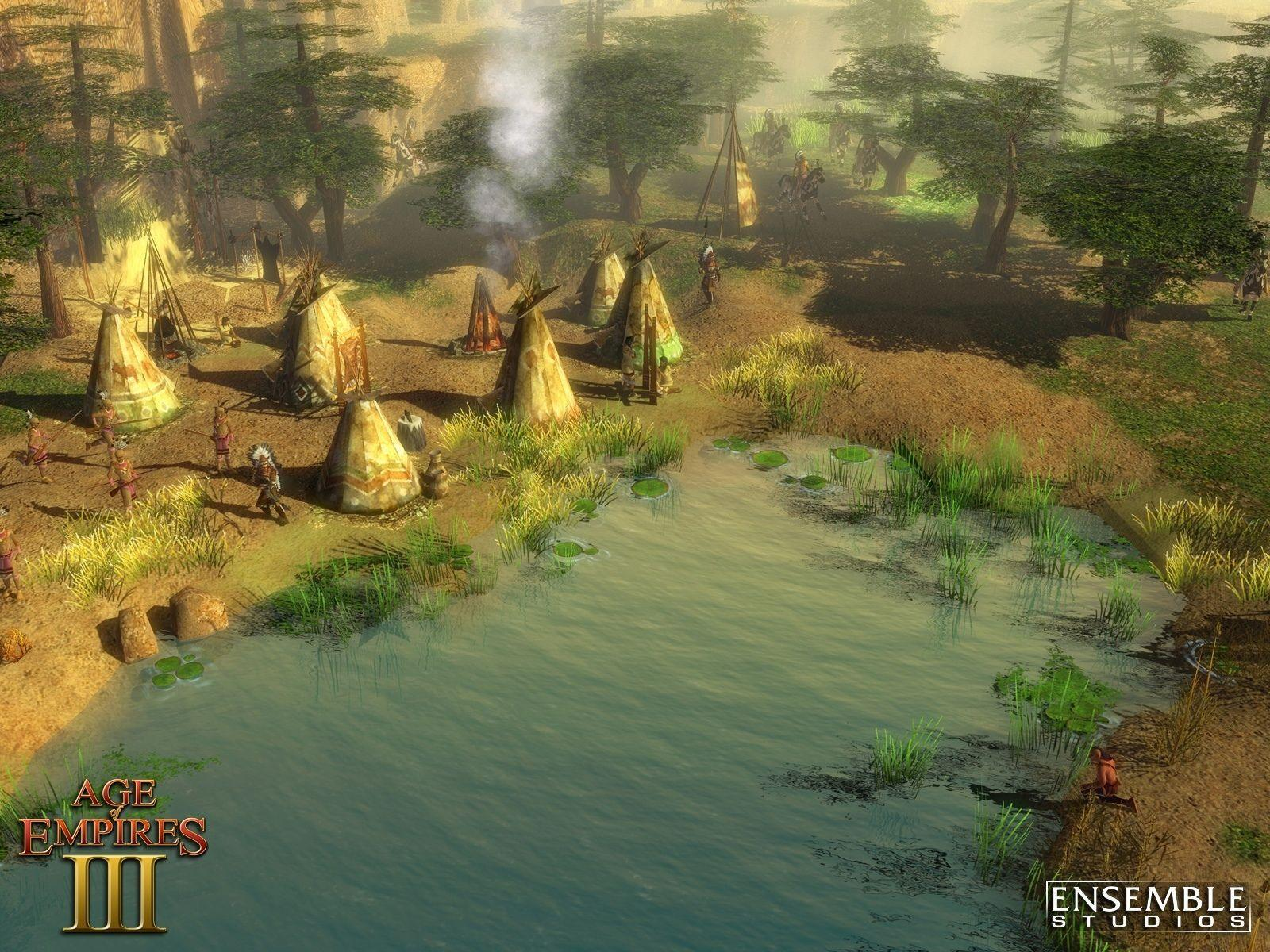 4 Age Of Empires III: The Asian Dynasties HD Wallpapers ...