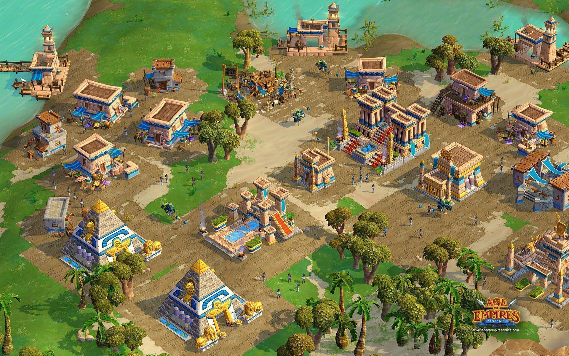 Age Of Empires Computer Wallpapers, Desktop Backgrounds ...
