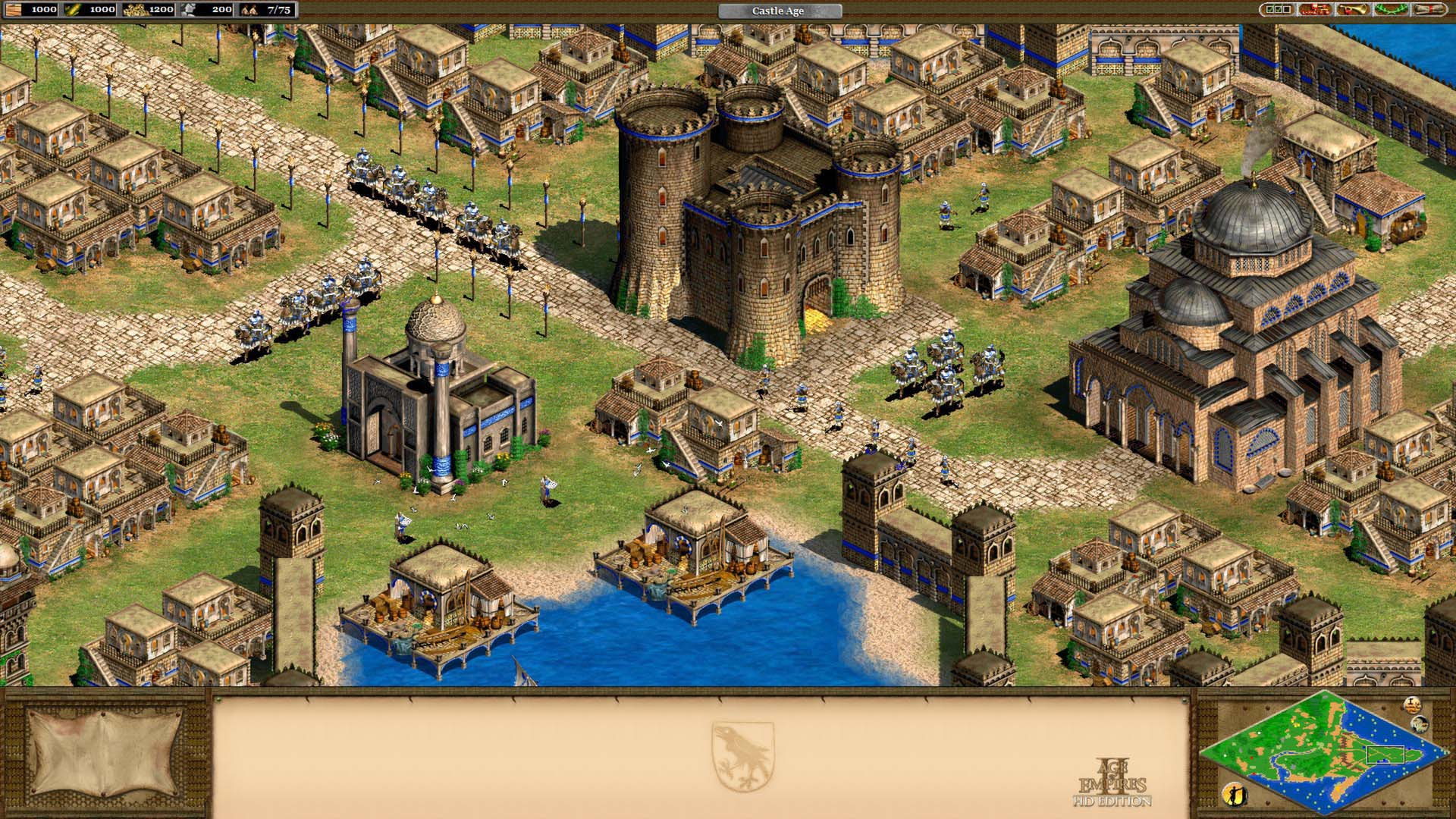Age Of Empires wallpaper HD