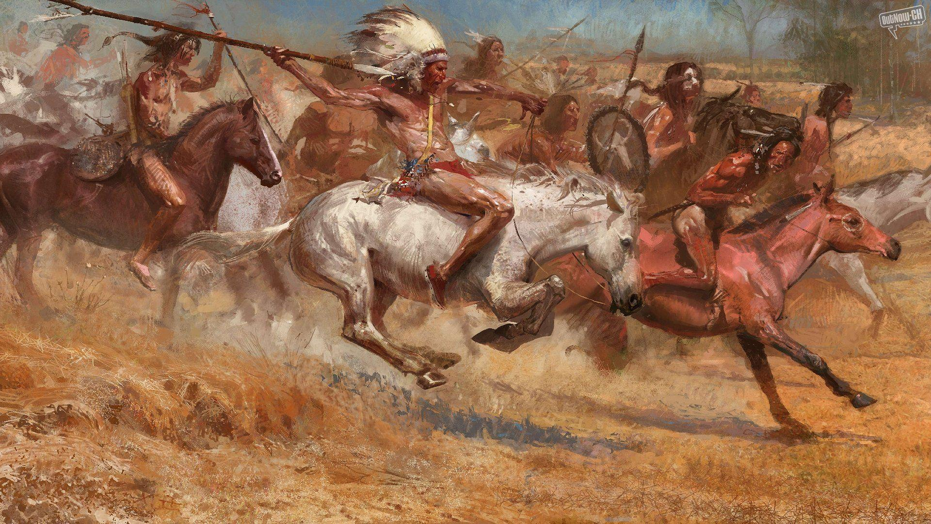 1920x1080 Age of Empires 3: War Chiefs desktop PC and Mac wallpaper