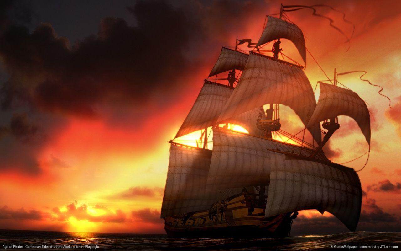 Age of Pirates : Desktop and mobile wallpaper : Wallippo