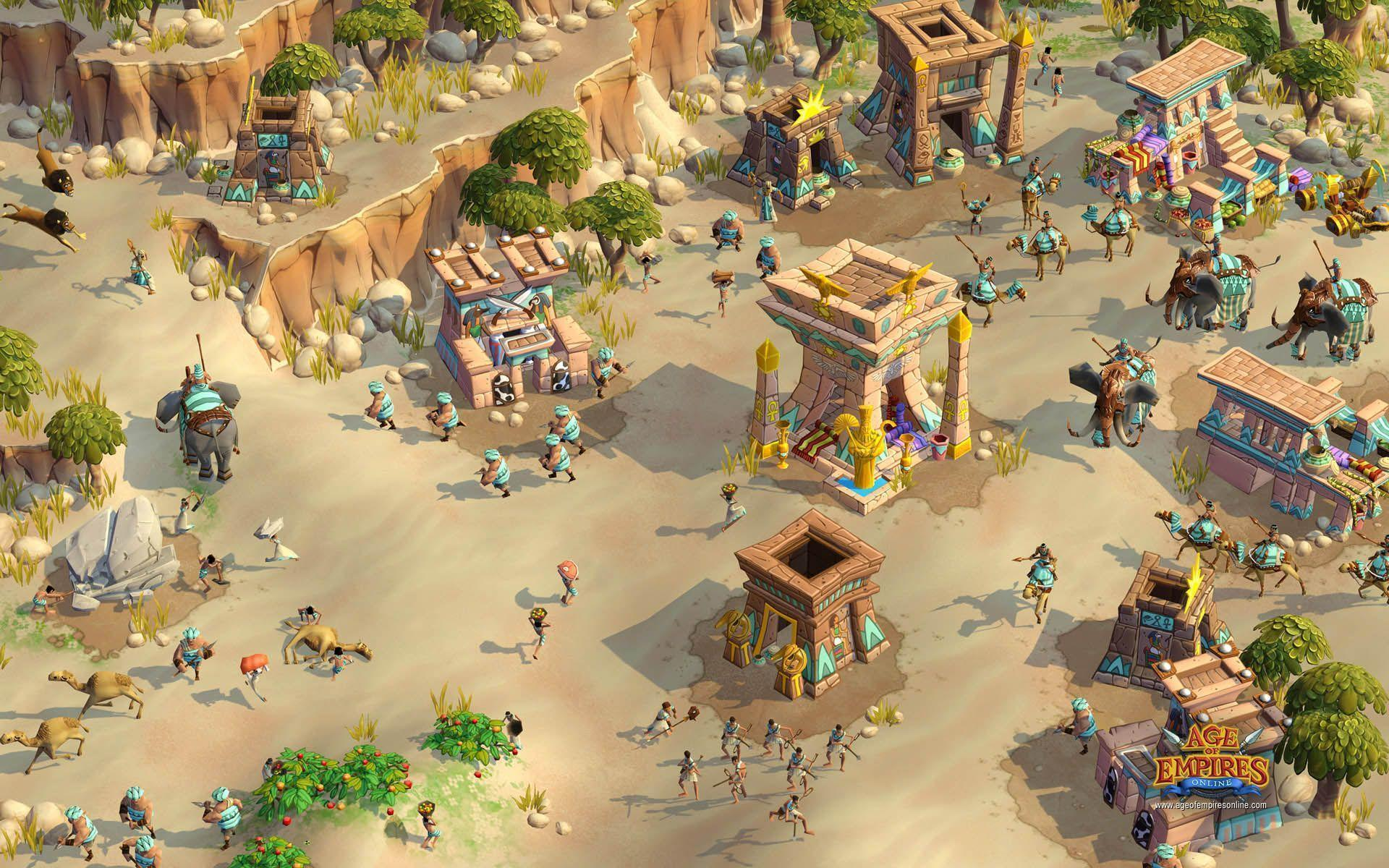 Age of Empires Wallpapers - First HD Wallpapers