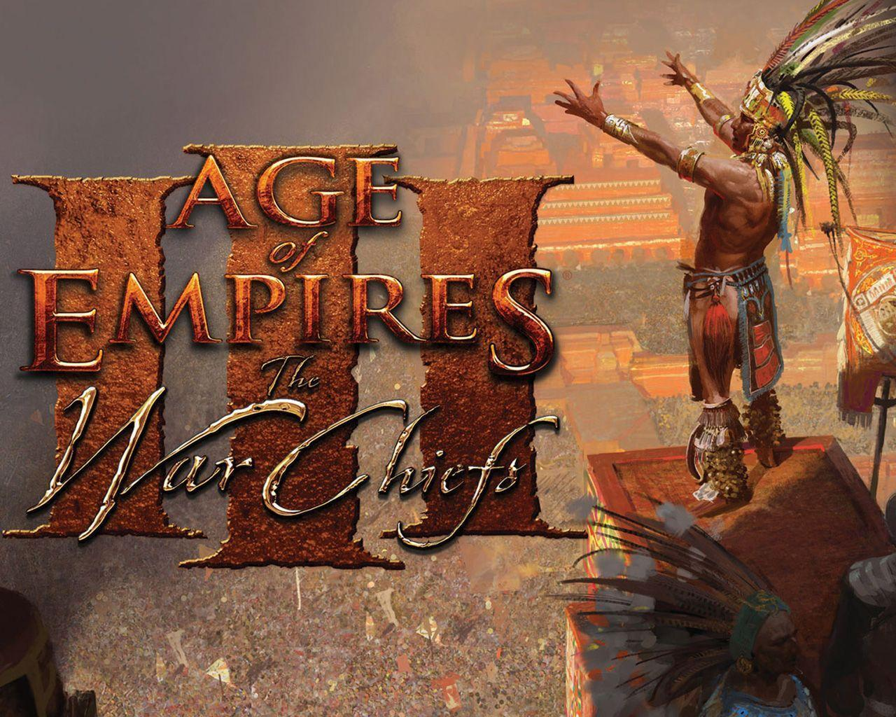 Free Age of Empires III Wallpaper in 1280x1024