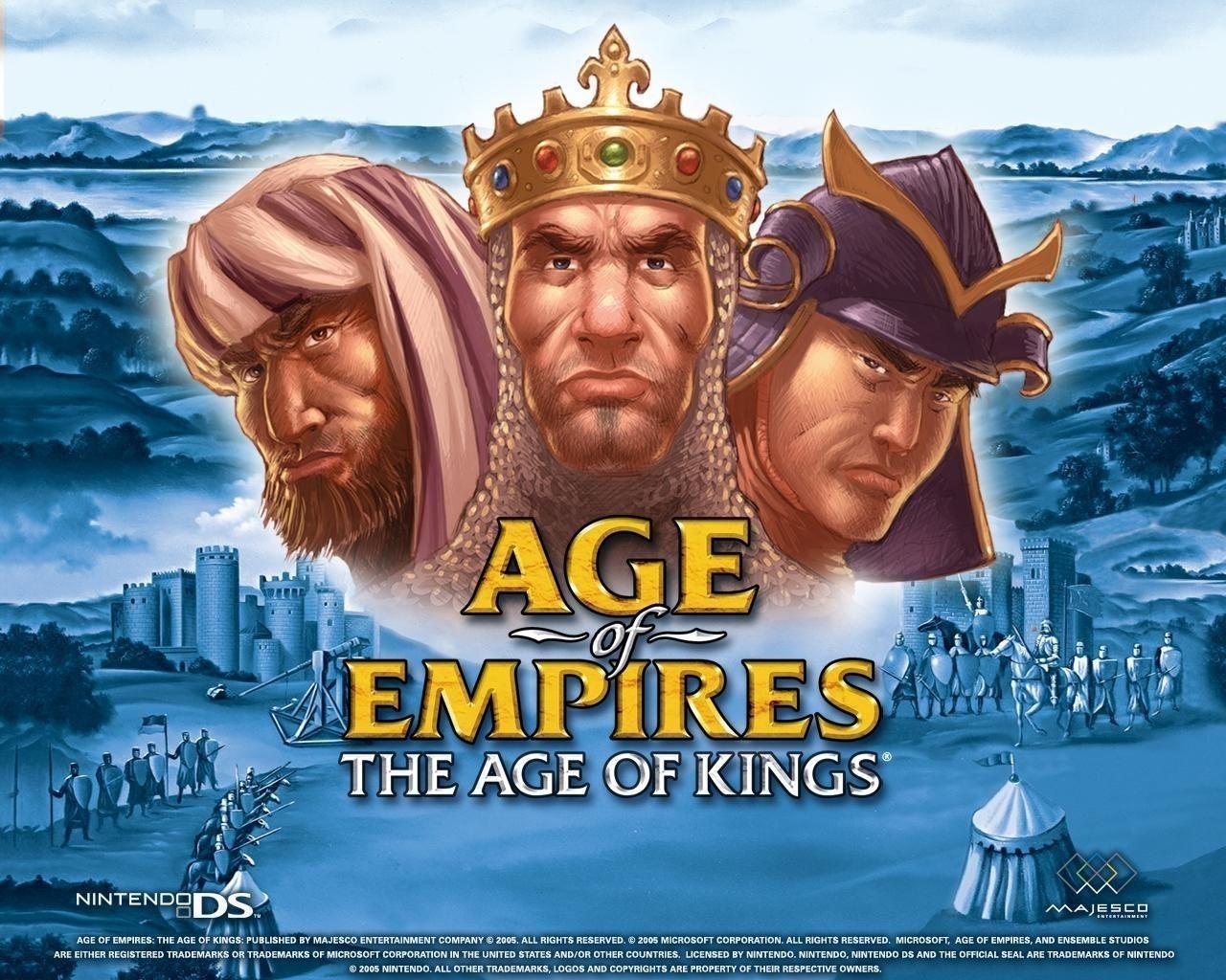 Wallpapers Age of Empires Age of Empires: Age of Kings Games Image ...