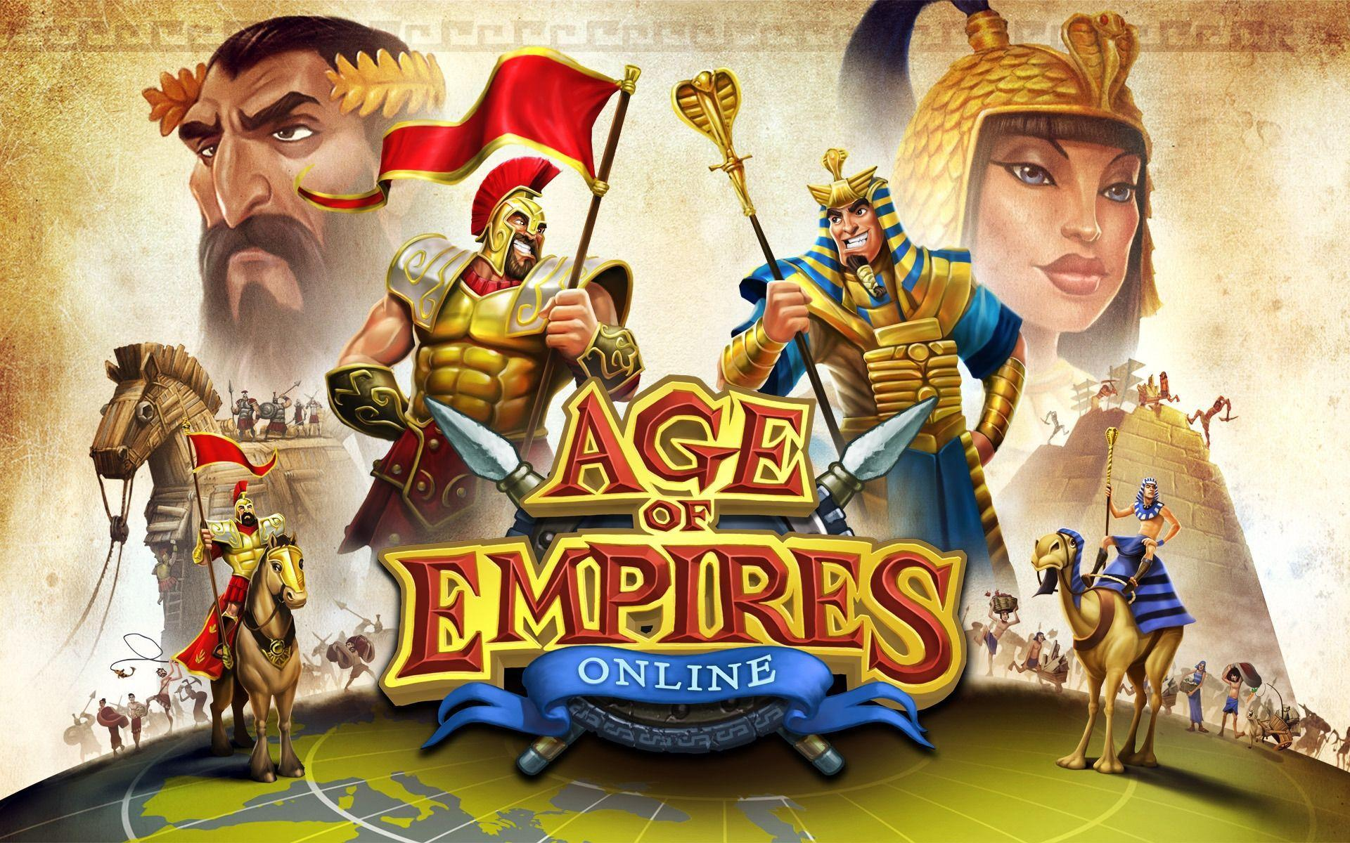 Wallpaper Age of Empires Online - HD Wallpaper Expert