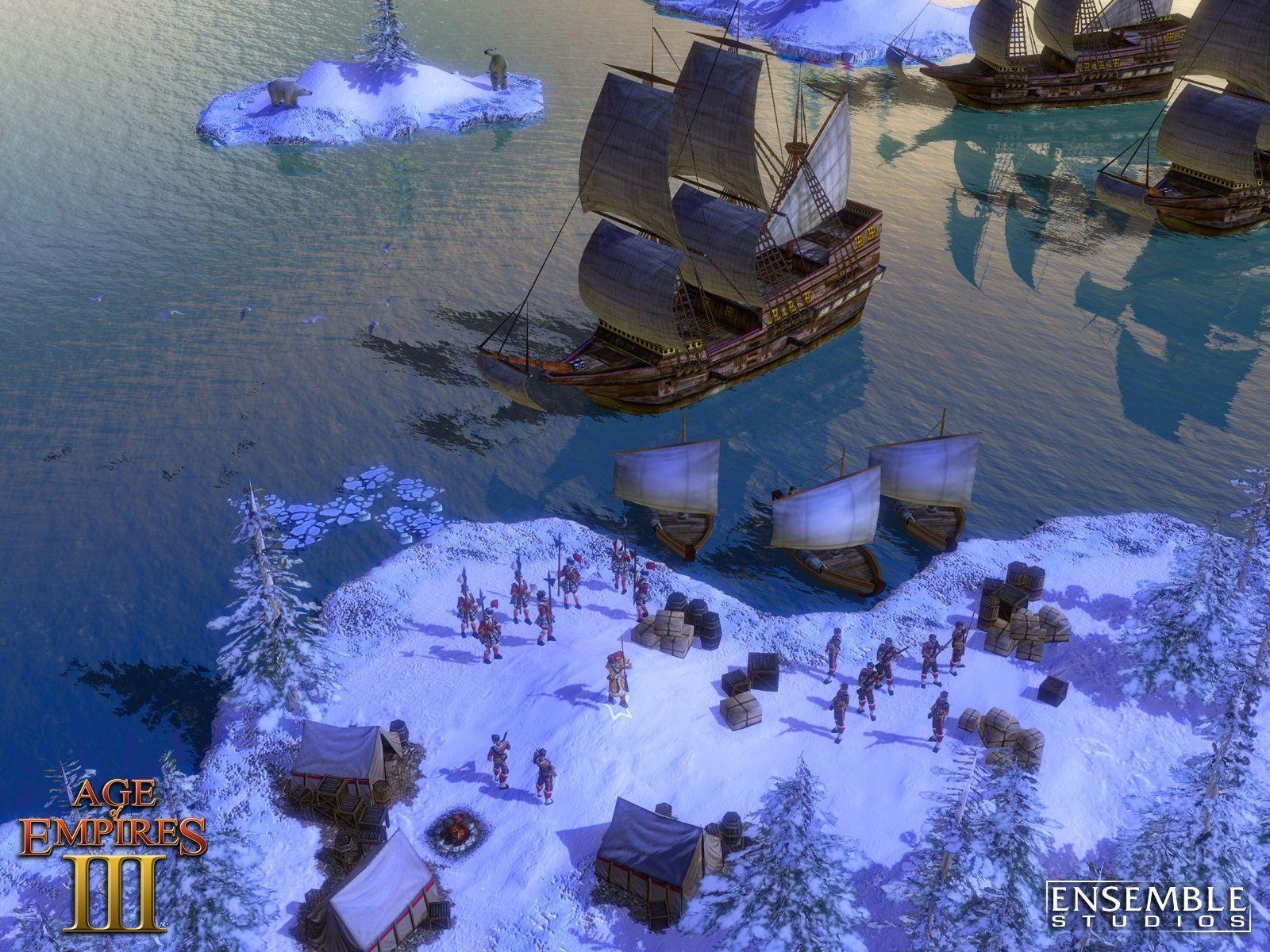Age of Empires III wallpapers | Age of Empires III stock photos