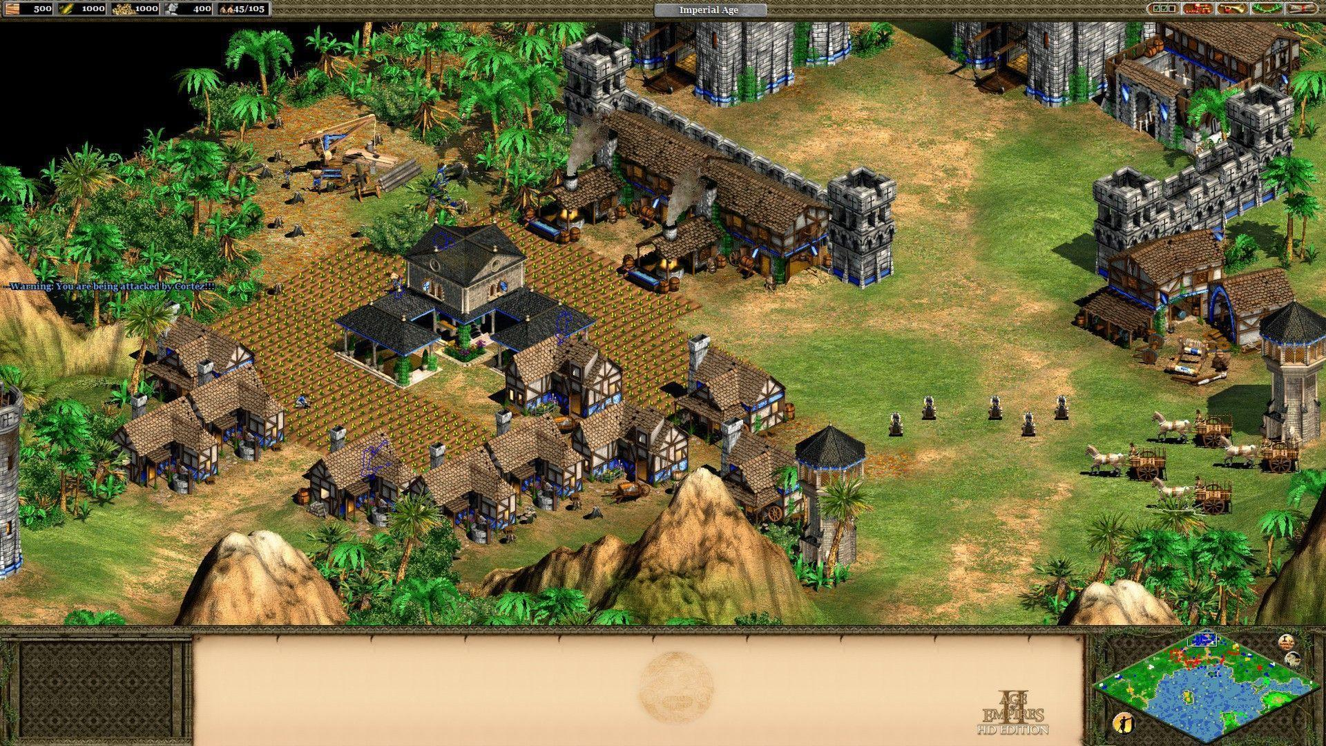 1920x1080px #688086 Age Of Empires 2 (930.68 KB) | 28.03.2015 | By ...
