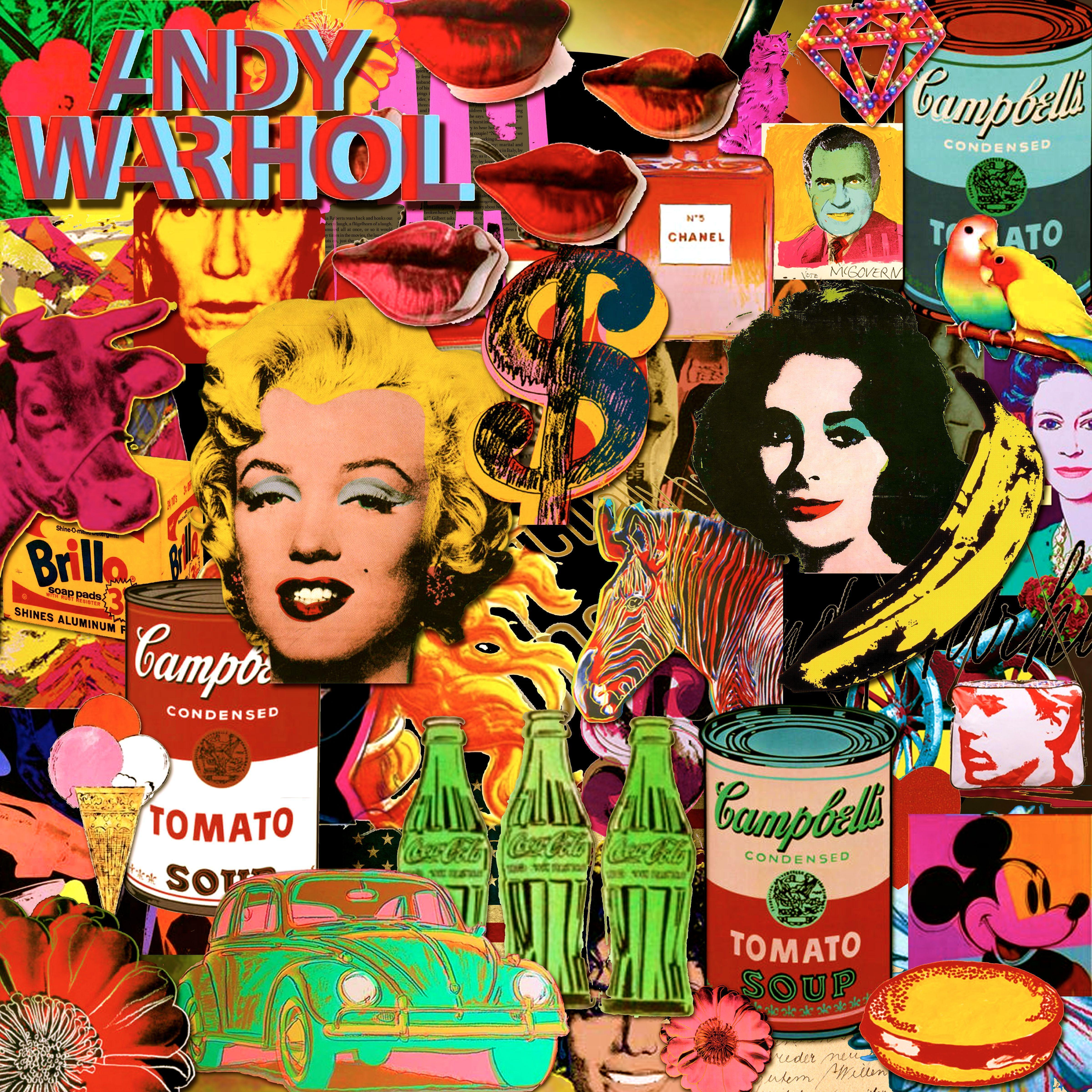 Warhol Wallpapers Group