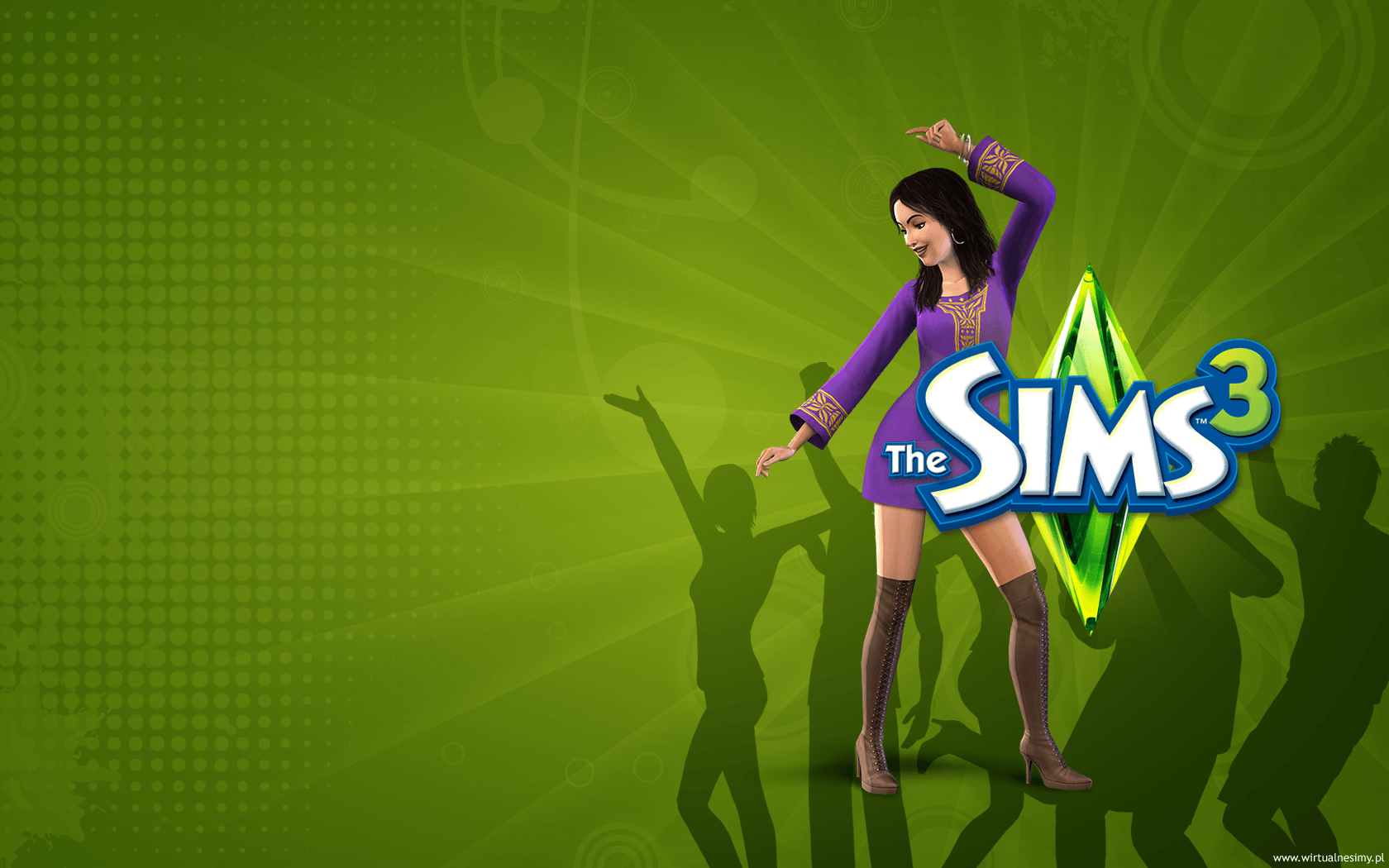 The Sims 3 Wallpapers - WallpaperSafari