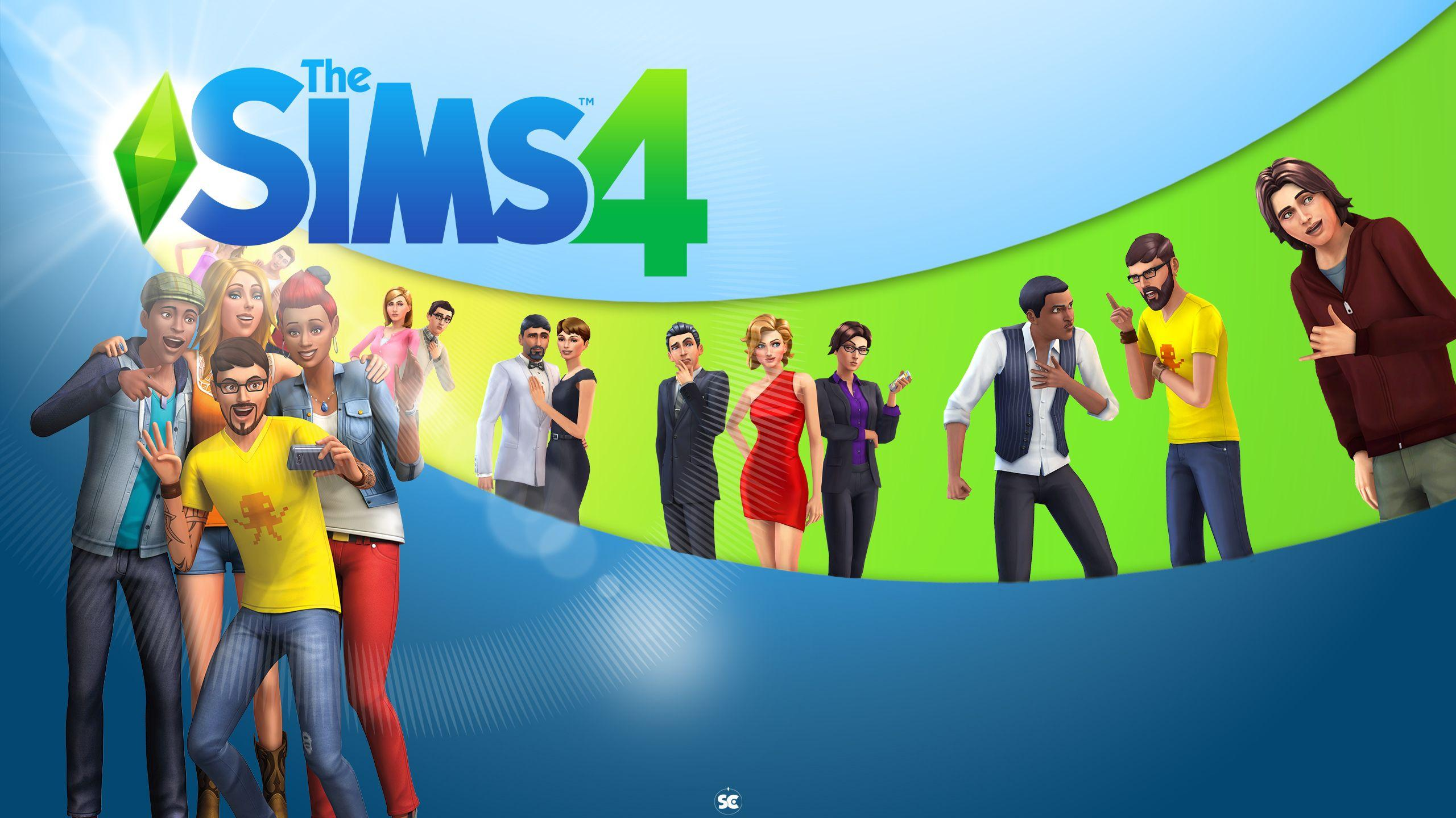 The Sims Wallpapers Wallpaper Cave