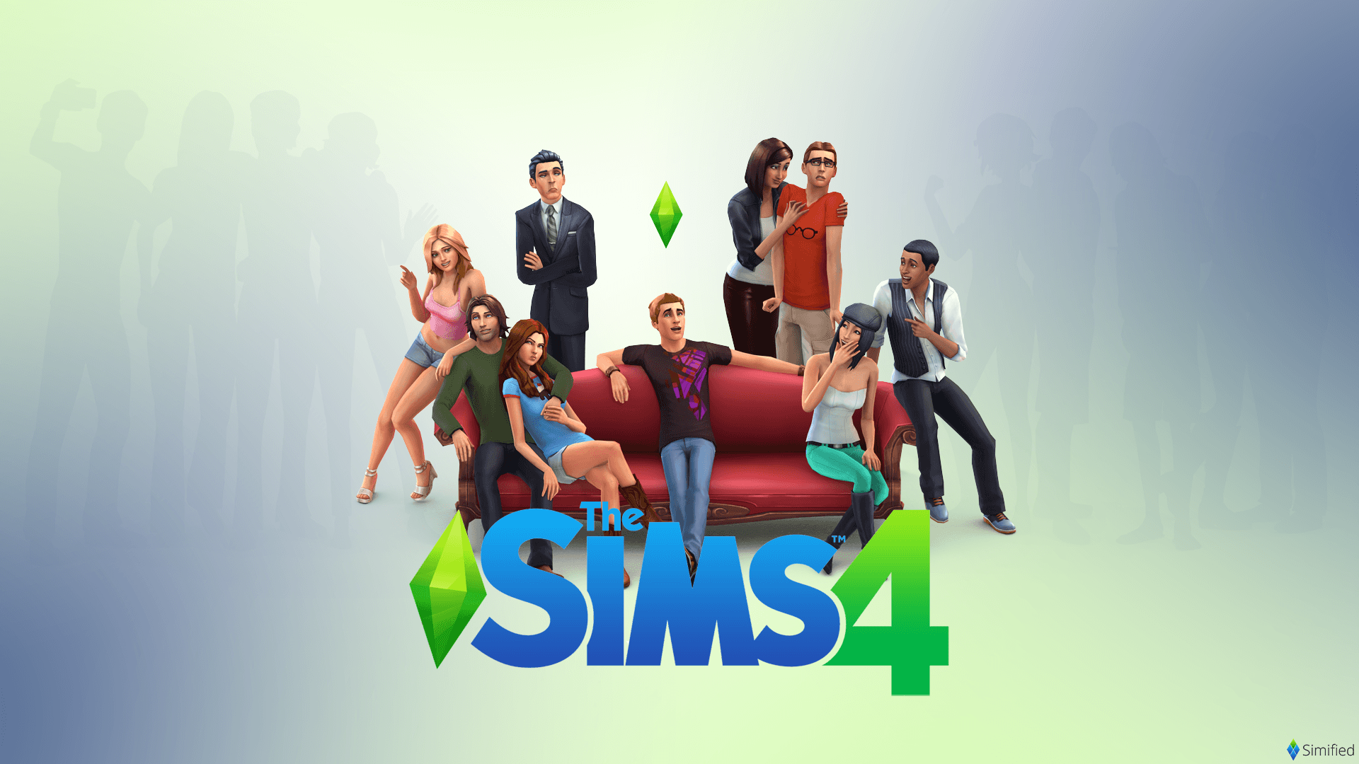 The Sims Wallpapers High Quality