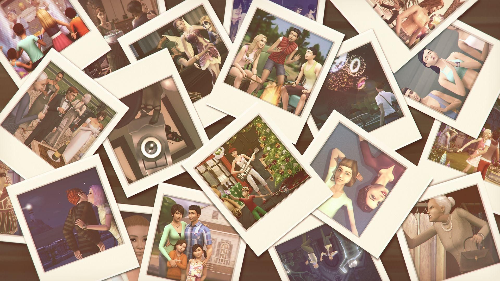 The Sims - Celebrate The Sims Anniversary With Fun Wallpapers and ...