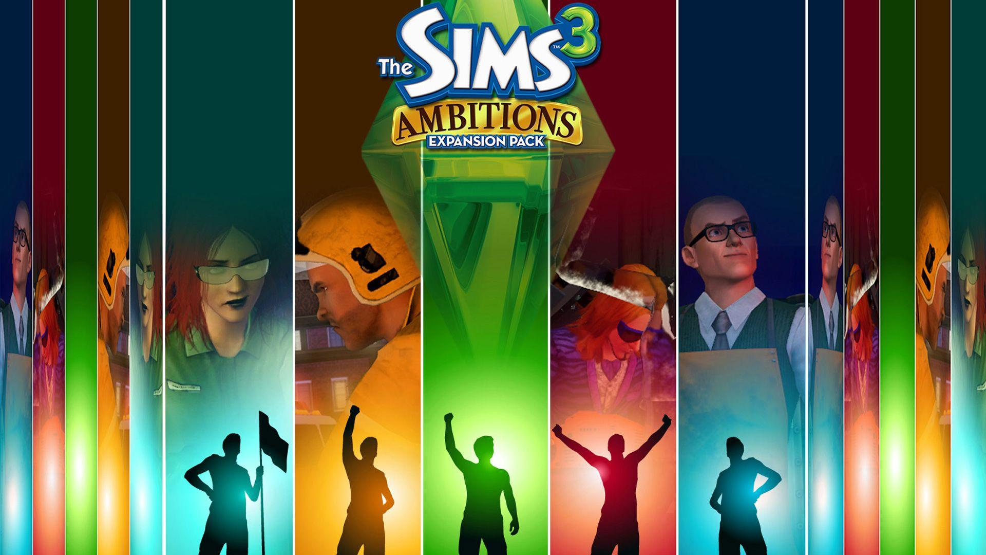 Free The Sims 3 Wallpapers in 1920x1080