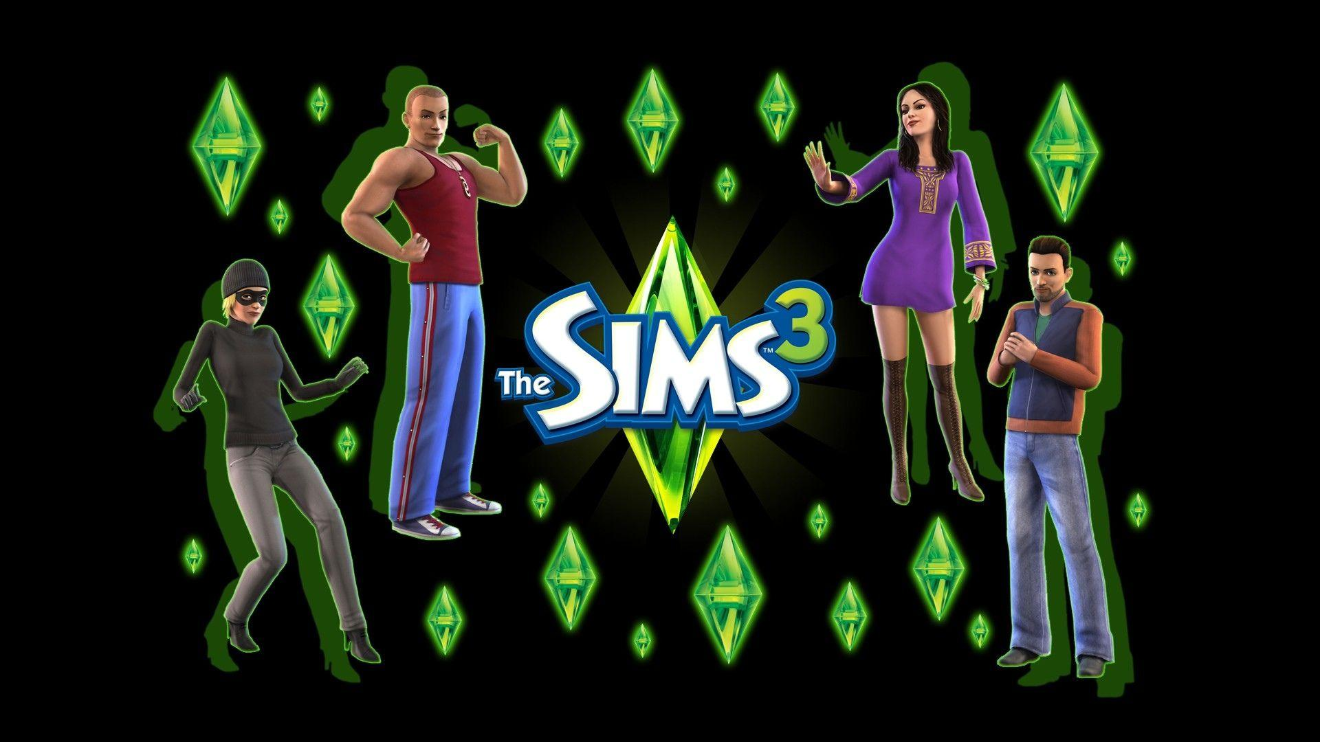 The Sims 3 Computer Wallpapers, Desktop Backgrounds | 1920x1080 ...