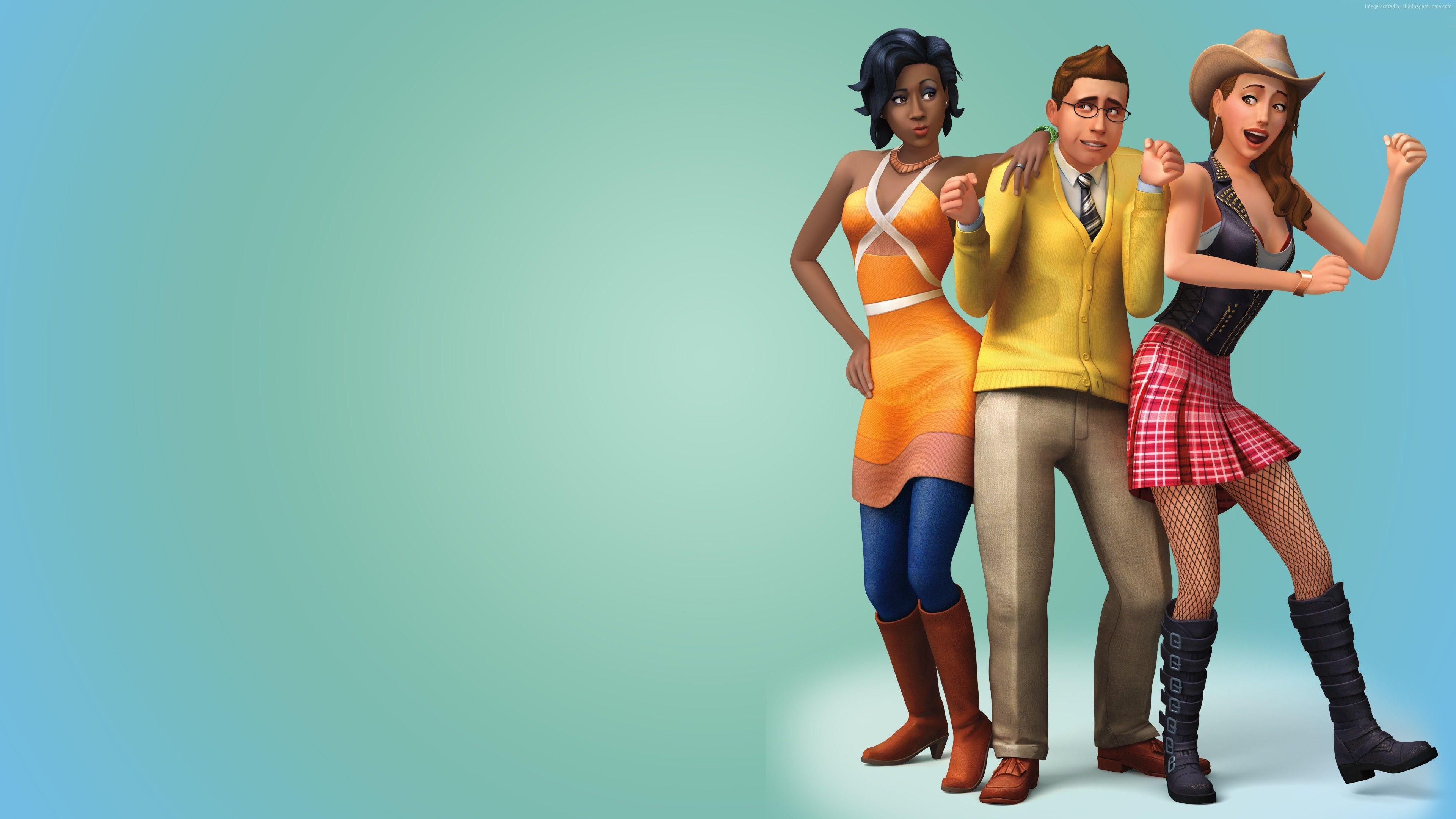 The Sims 4: Get to Work Wallpaper, Games: The Sims 4: Get to Work